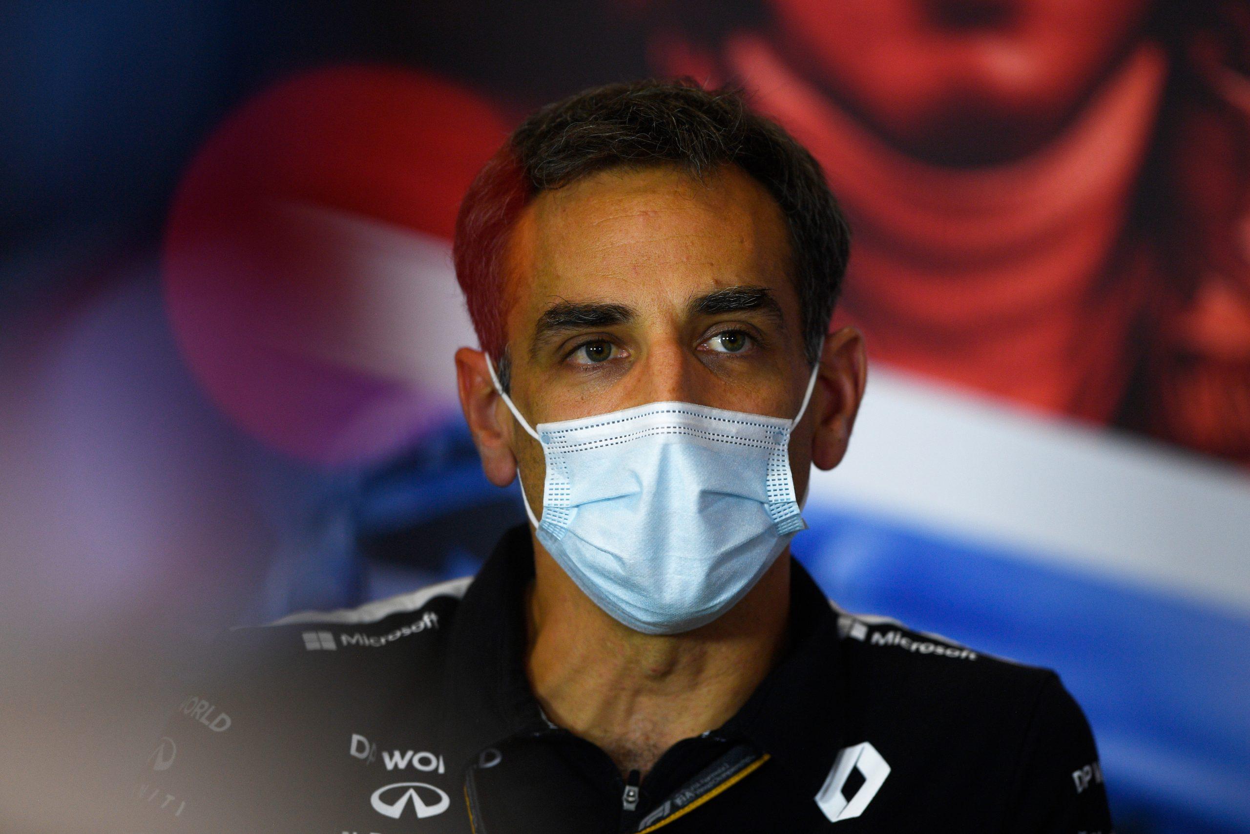 """Cyril Abiteboul """"en apnée"""" pendant que Alonso participe à l'Indy 500 1"""
