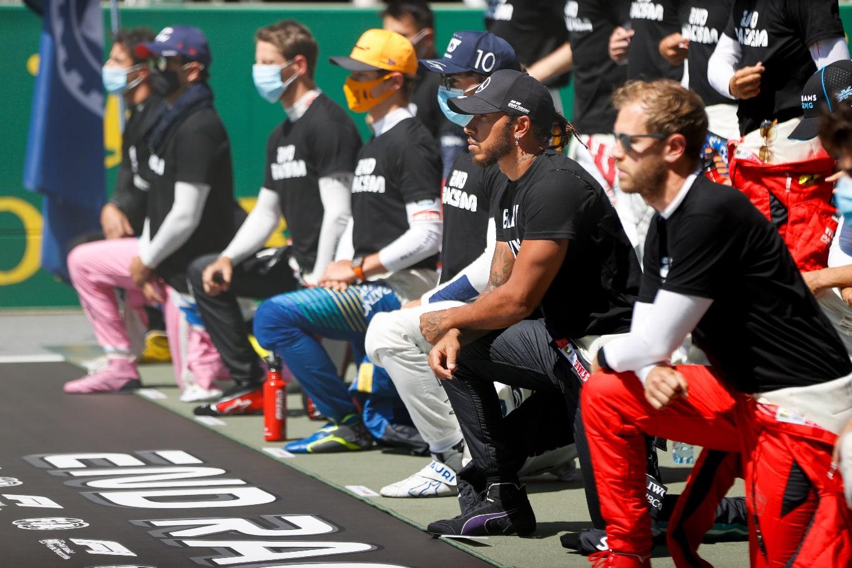 Racisme : La F1 et la FIA mettent en place une procédure à suivre sur la grille 1