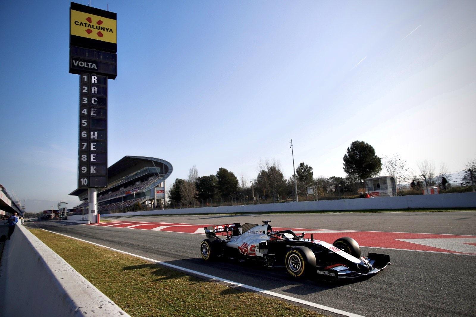 F1 - Le circuit de Barcelone apportera des modifications au virage 10
