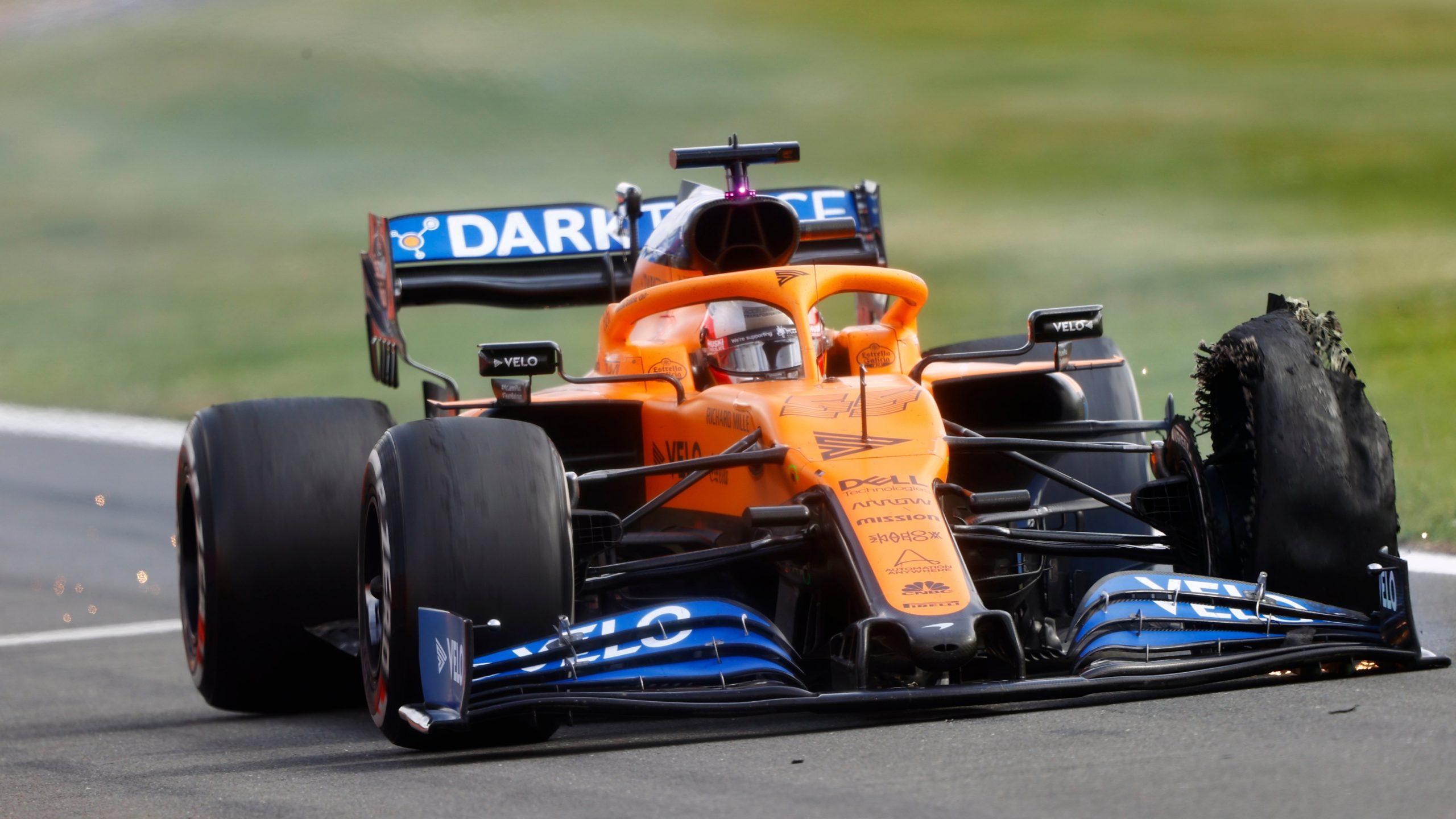 F1 - Carlos Sainz furieux contre l'attitude dangereuse de Romain Grosjean en course