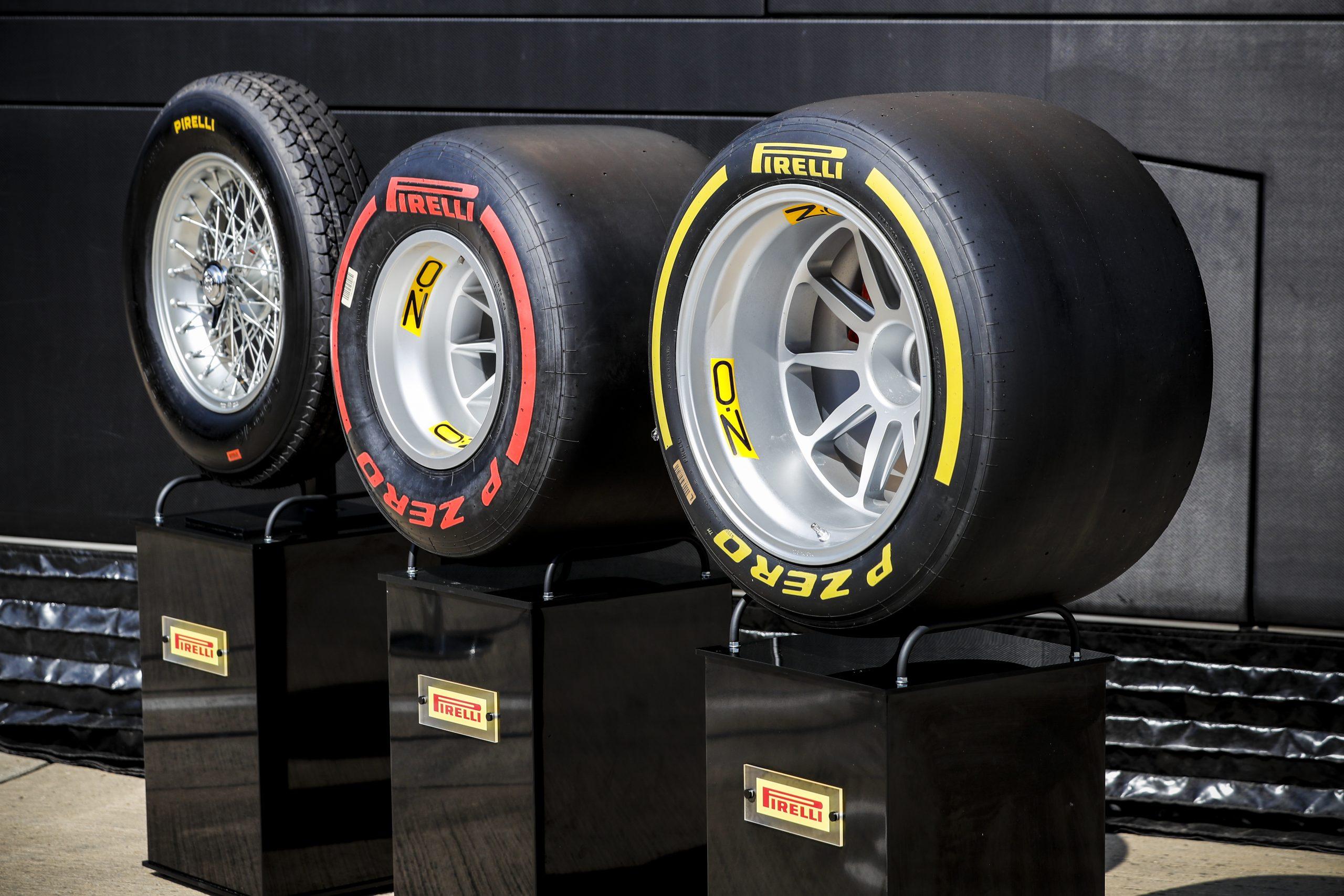 F1 - Pirelli annule ses tests sur les prototypes ce week-end à Silverstone