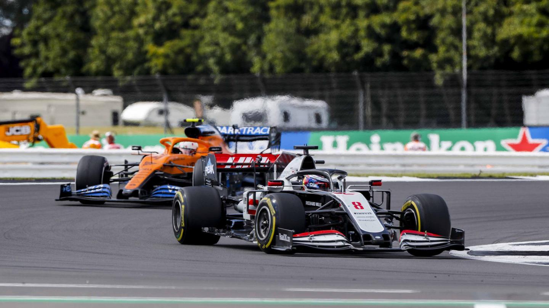 Steiner étonné du rythme de la Haas en course, qui ne reçoit pourtant aucune évolution 1