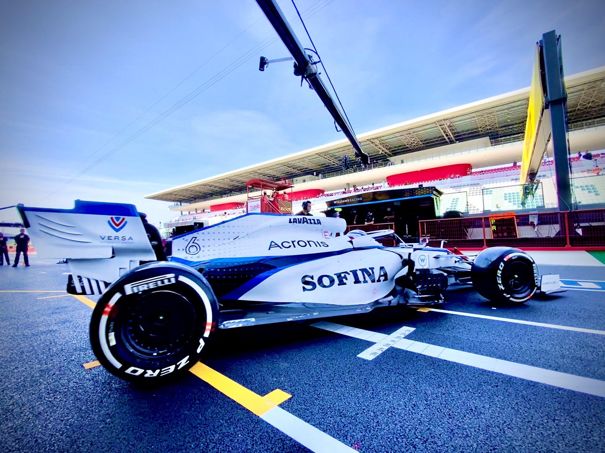Officiel : L'équipe Williams à l'amende au GP de Toscane 1