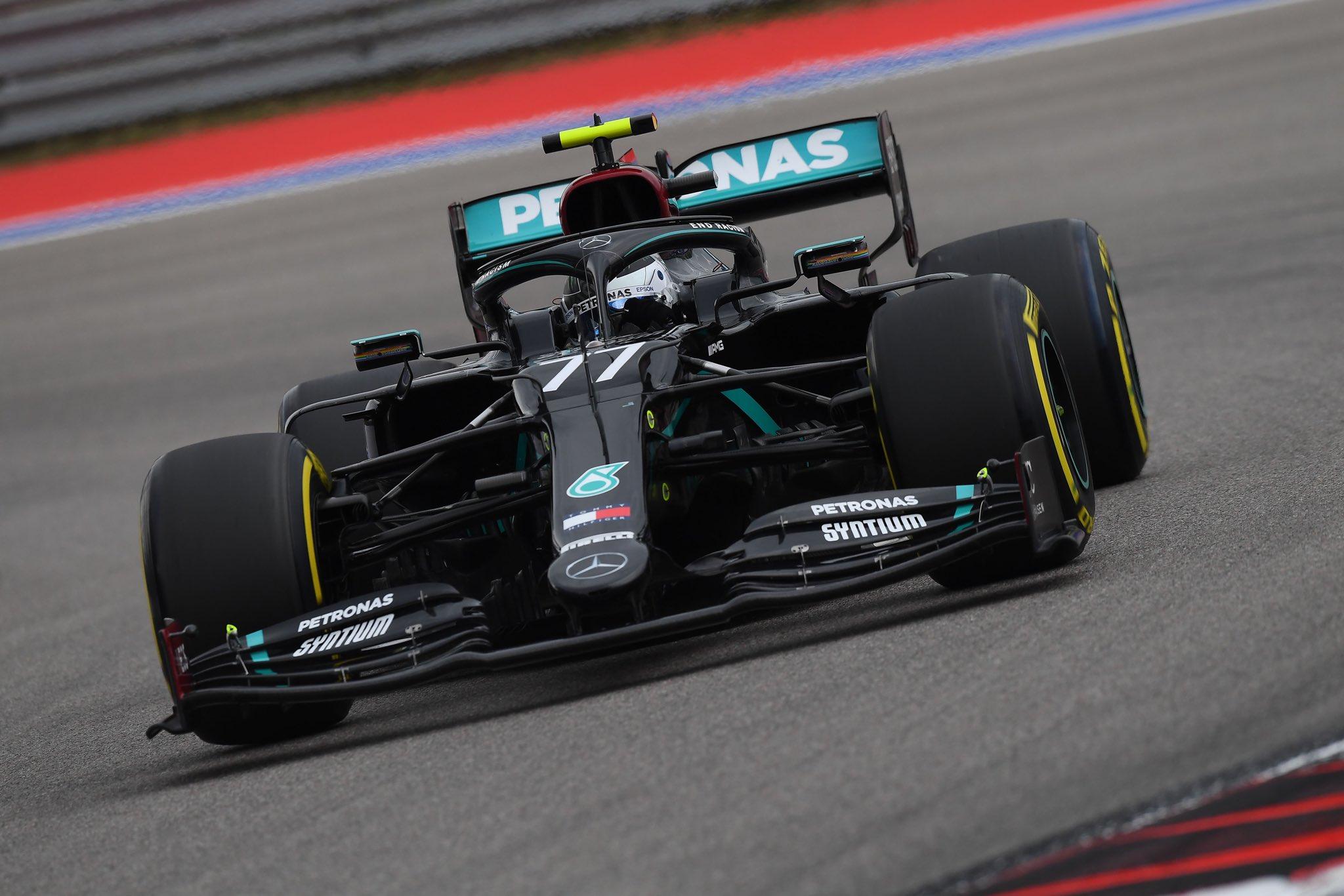 Victoire de Bottas en Russie, qui profite d'une erreur d'Hamilton 1