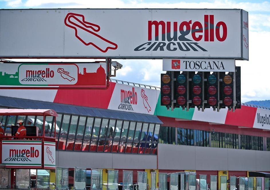 Vidéo : Un tour embarqué en F1 au Mugello 1