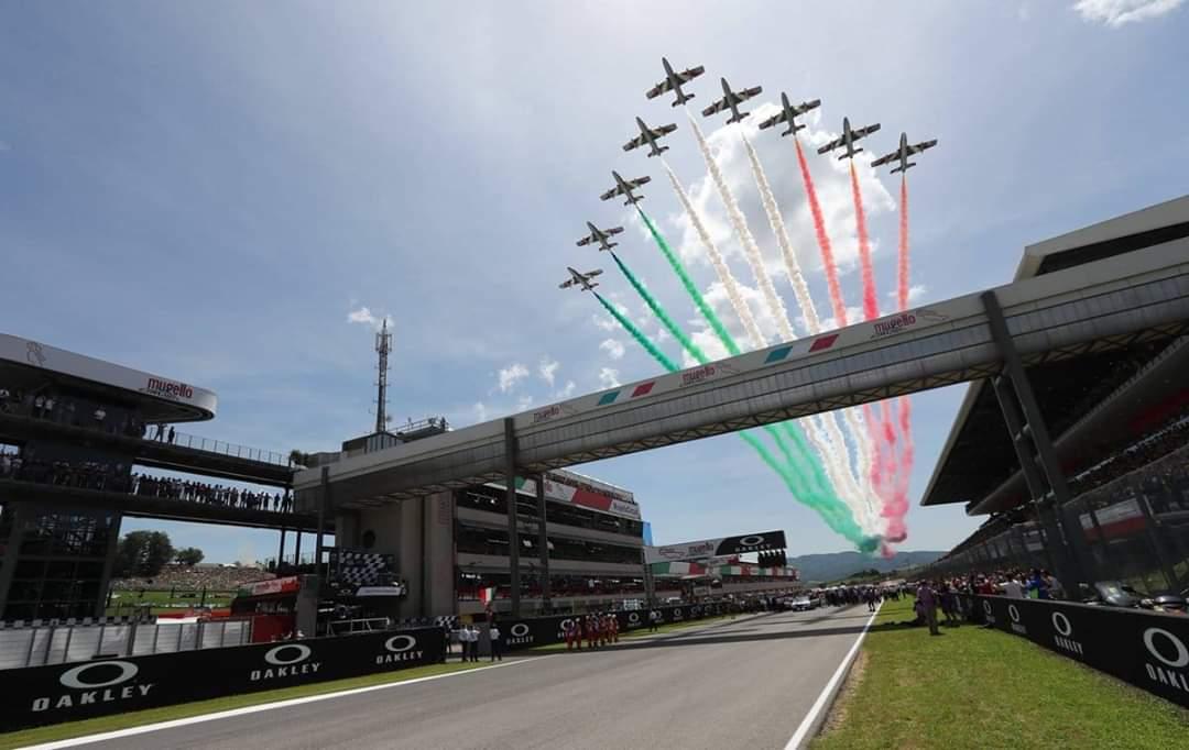 "Romain Grosjean : ""Le Mugello est absolument exceptionnel"" 1"