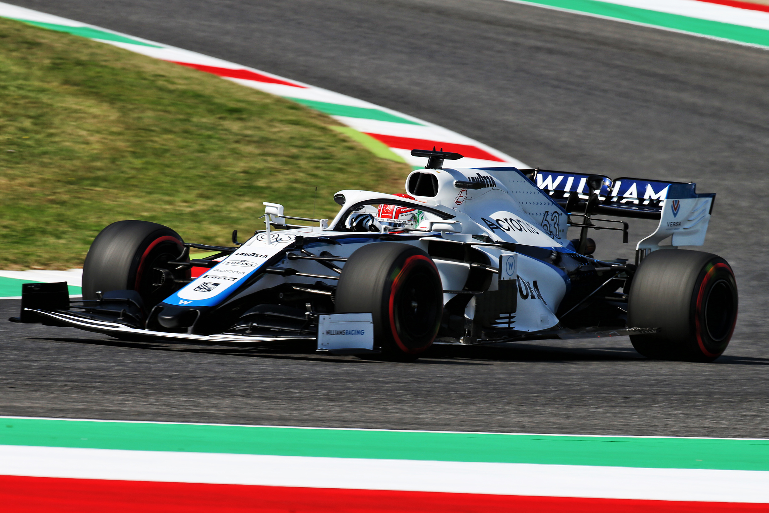 williams-russell-mugello-grille-départ-f1