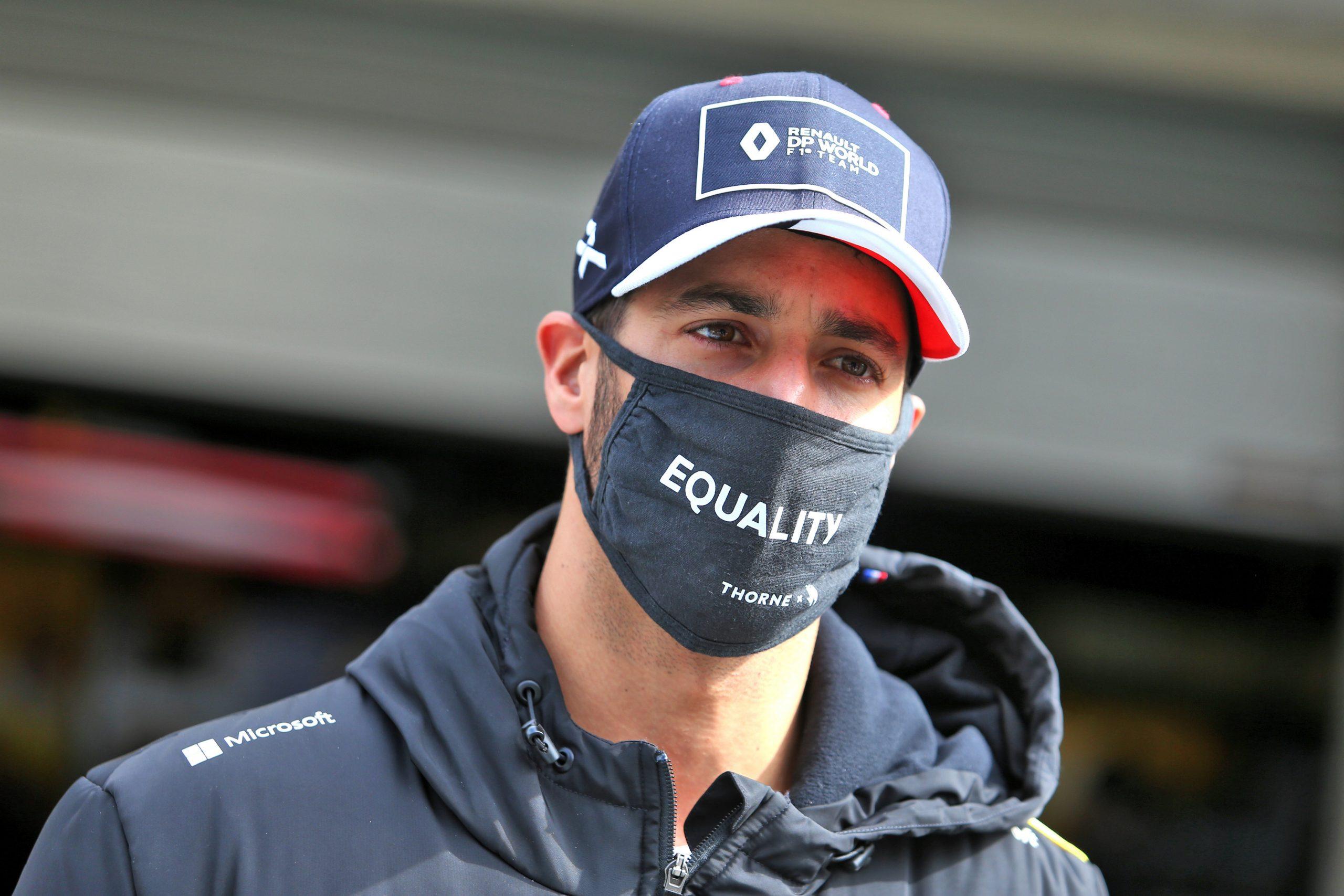 F1 - P9 à Portimao, Ricciardo compte bien revenir dans le top six à Imola
