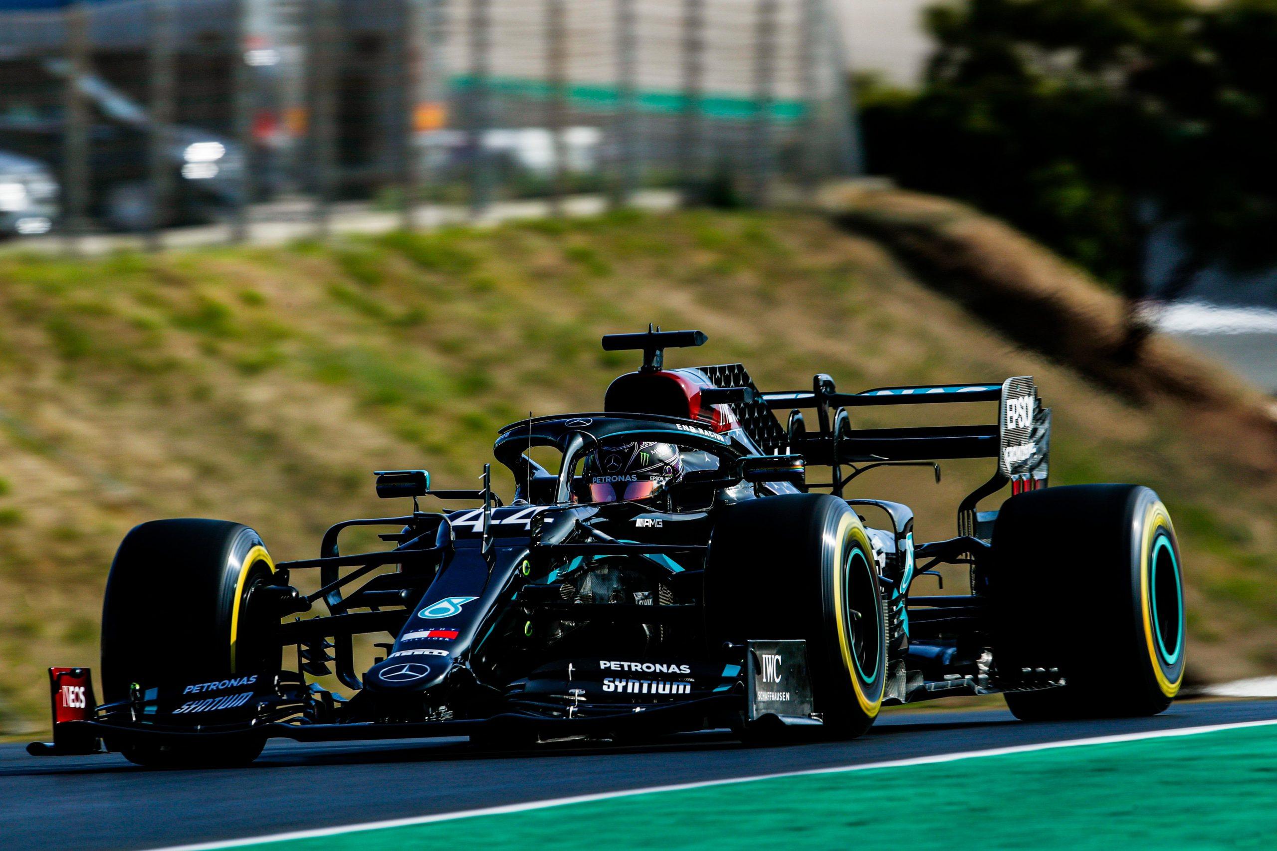 F1 - Lewis Hamilton victime d'une crampe en fin de Grand Prix