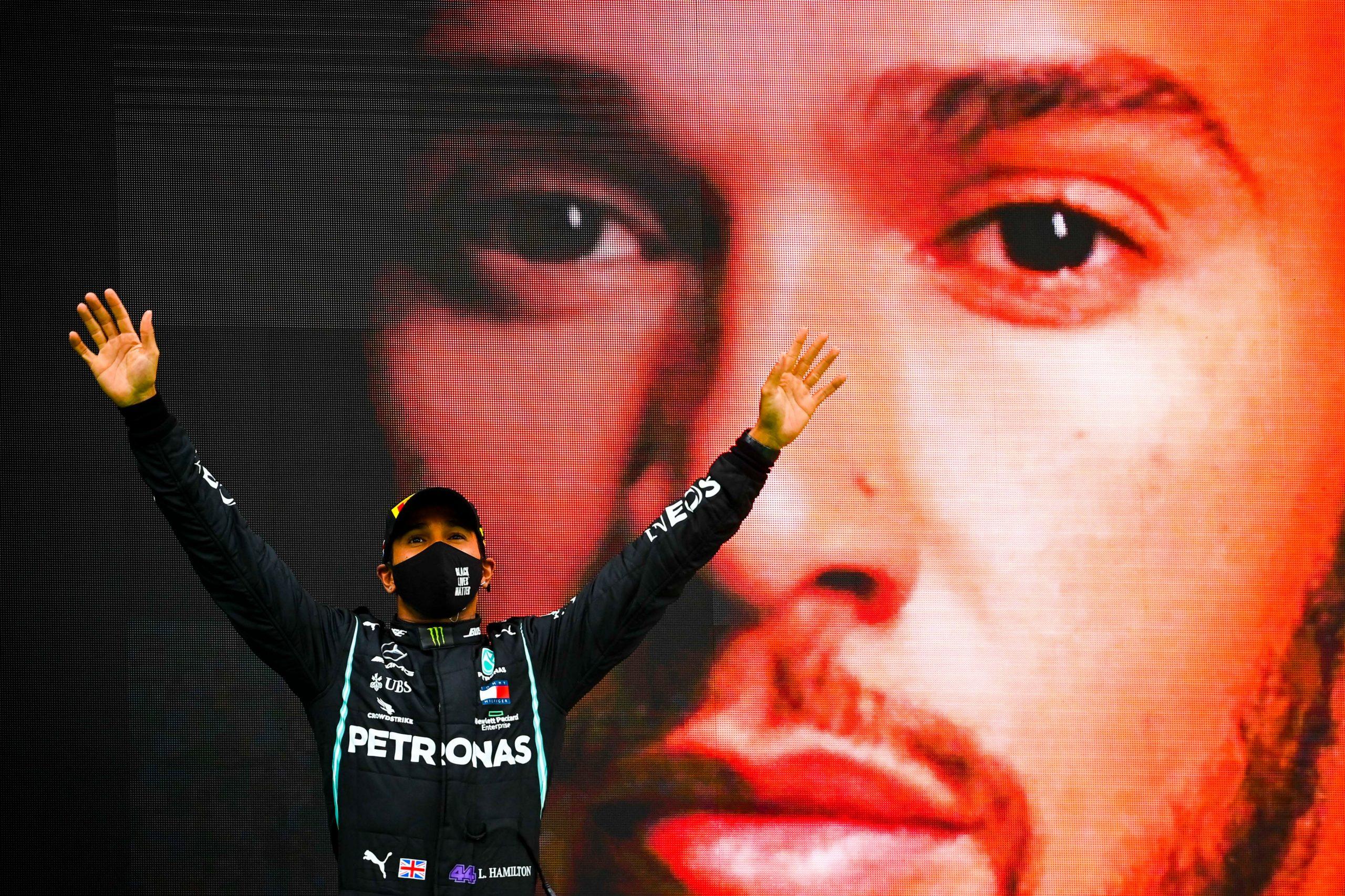 F1 - Grand Prix du Portugal : les réactions du top trois
