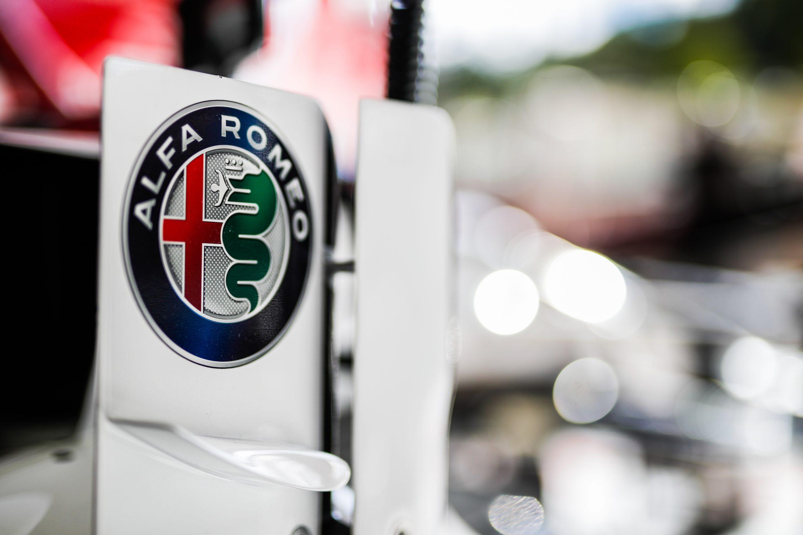 F1 - Une livrée spéciale sur l'Alfa Romeo C39 à Imola