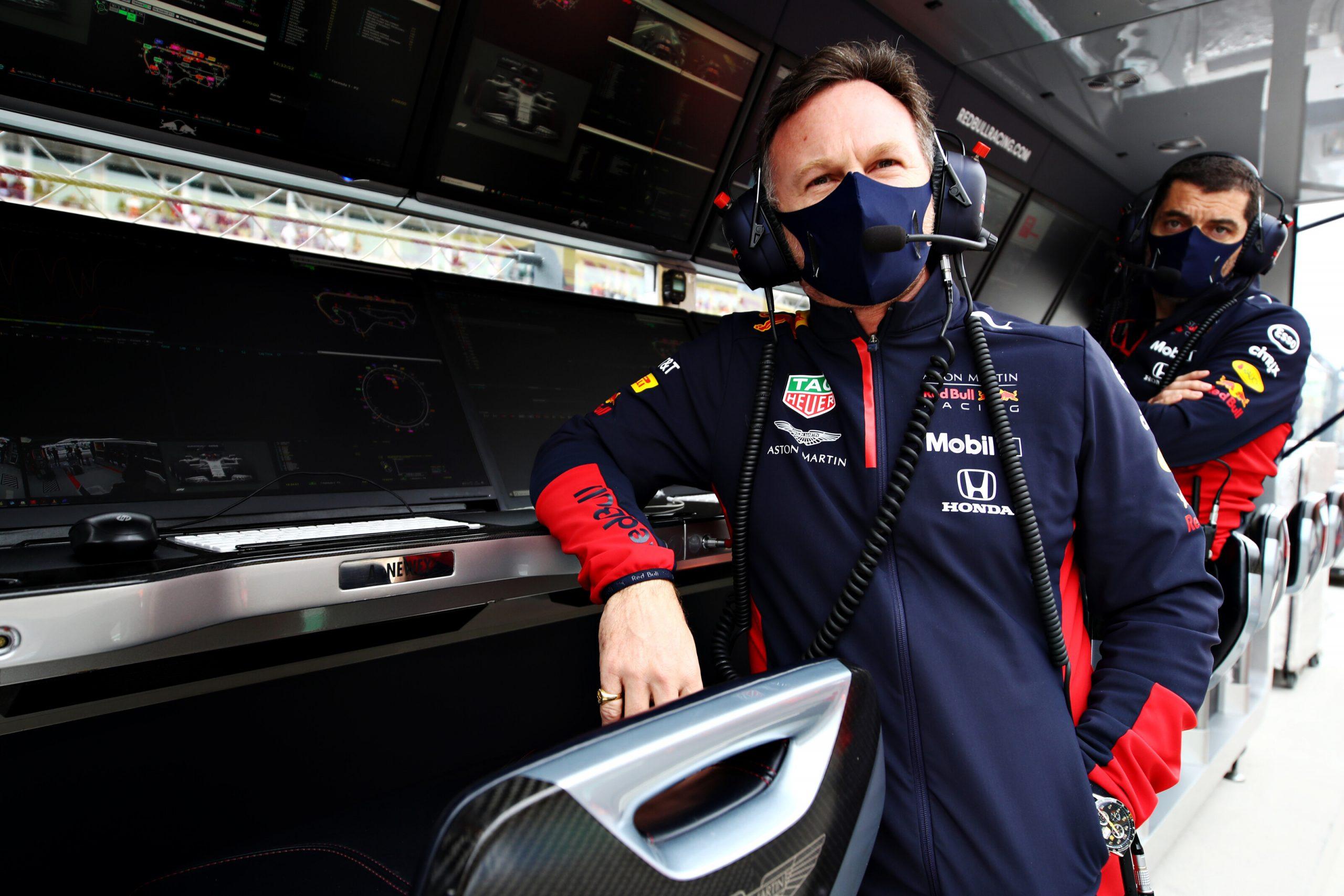 F1 - Horner : Mercedes reste le grand favori pour 2021