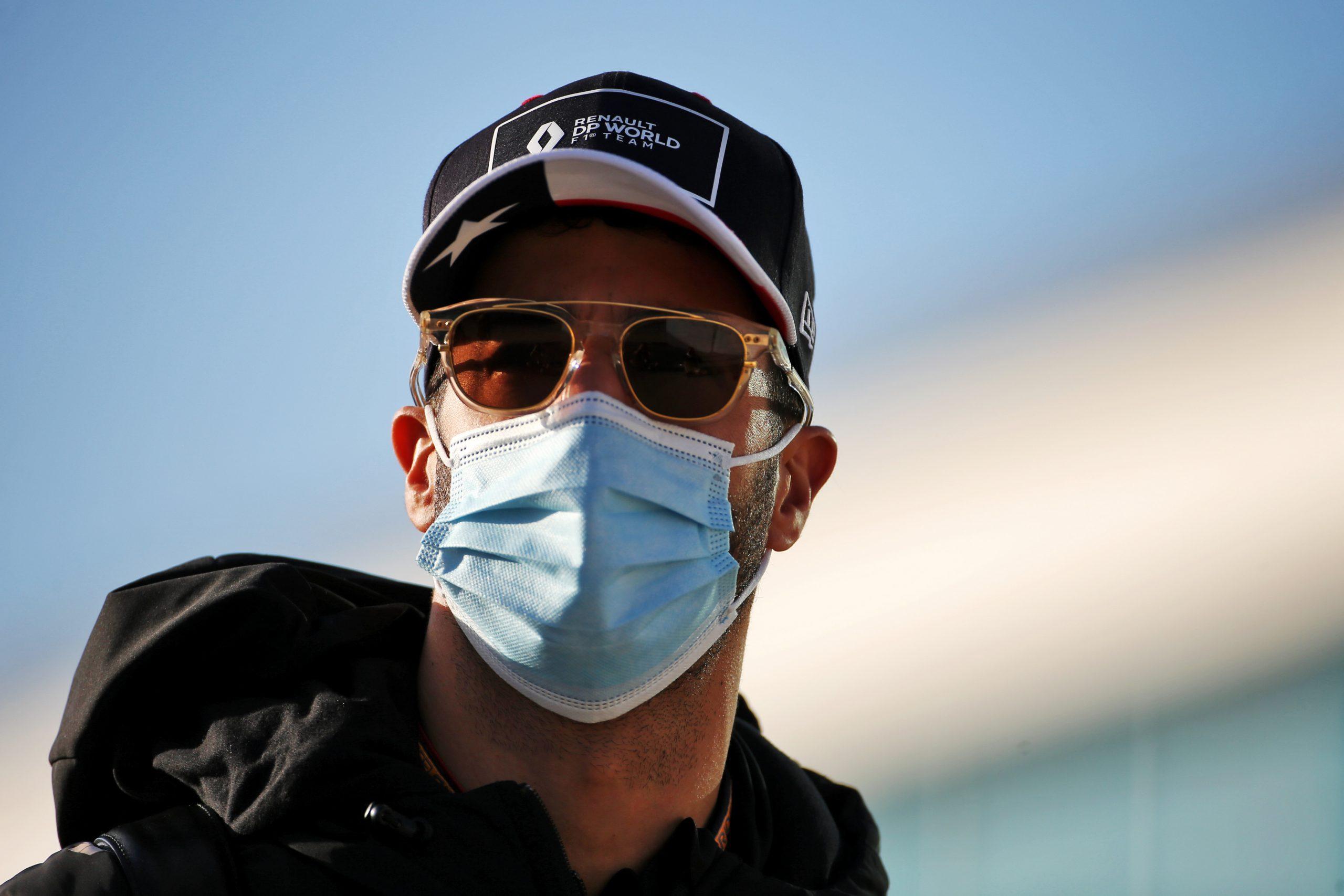 Ricciardo a limité les dégâts pour Renault F1 à Portimao - Le pilote Renault Daniel Ricciardo était évidemment déçu ce dimanche de terminer à la neuvième place du GP du Portugal, mais l'Australien estime avoir au moins réussi à limiter les dégâts