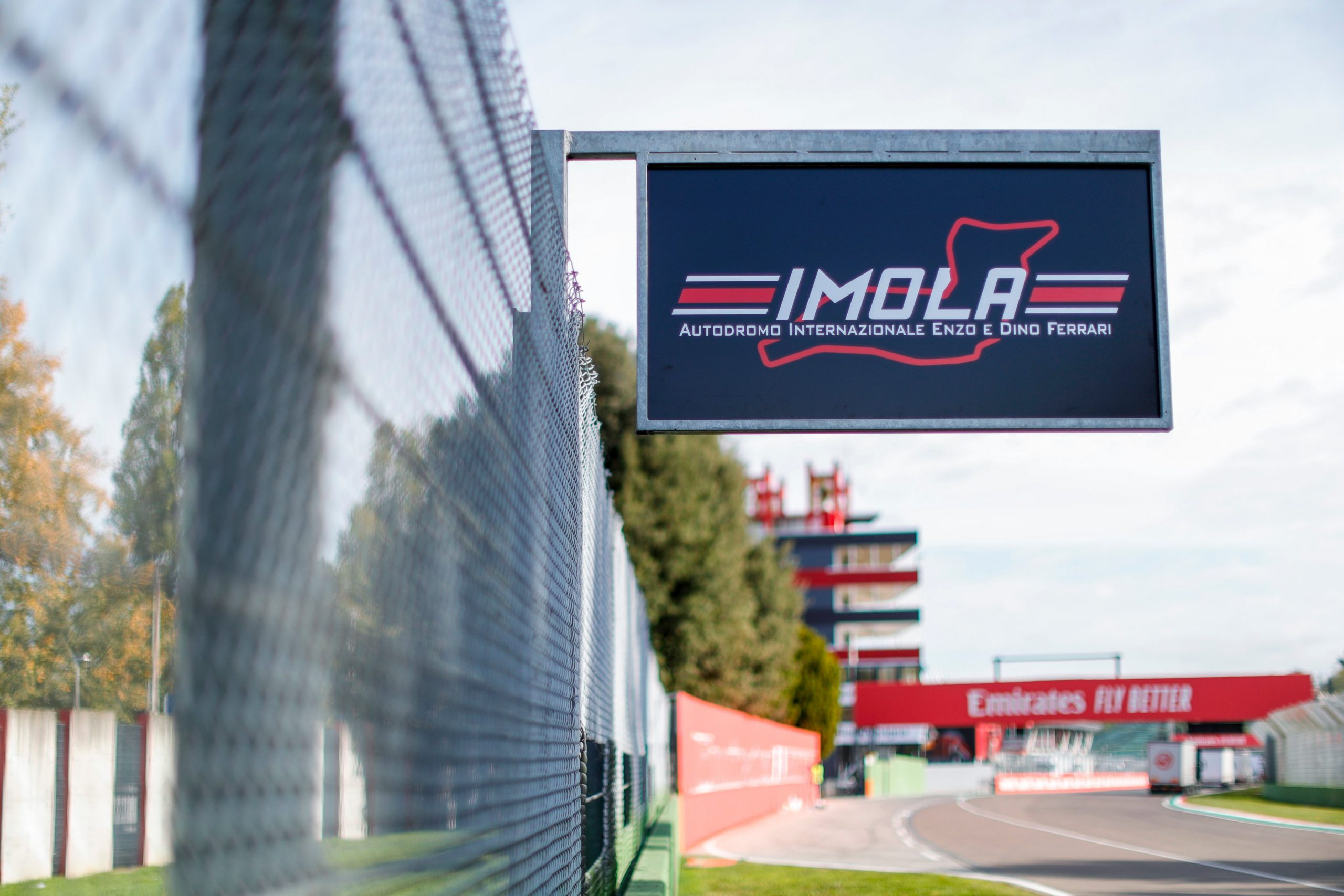 F1 - Une seule zone de DRS sur le tracé d'Imola