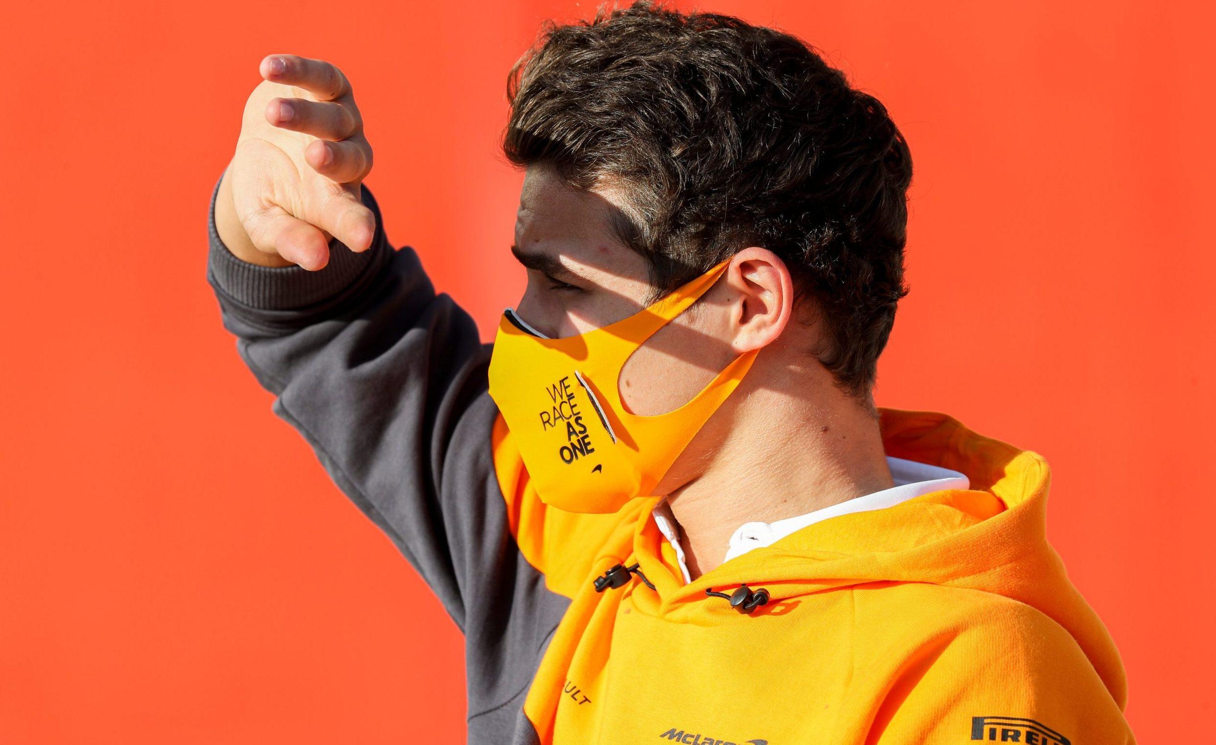 F1 - Norris explique à qui étaient adressées ses excuses sur les réseaux sociaux