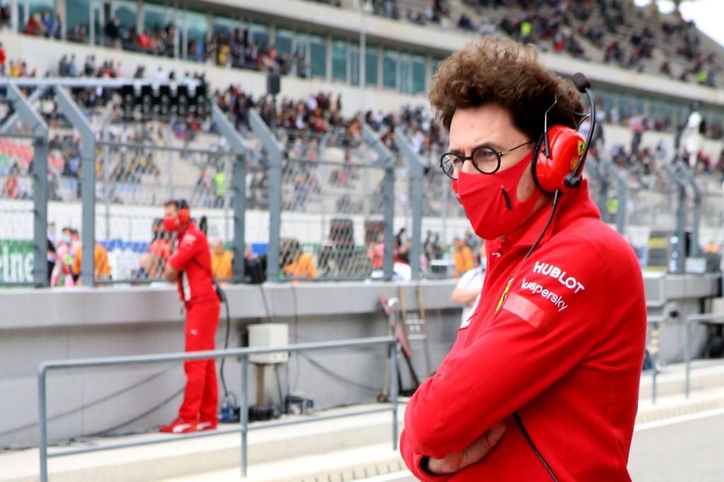 F1 - Binotto pense que Ferrari peut encore rattraper son retard au championnat