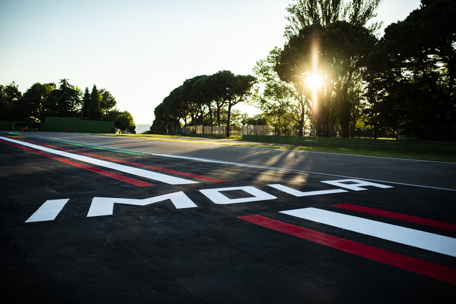 F1 - Les horaires du GP d'Emilie-Romagne (Imola)