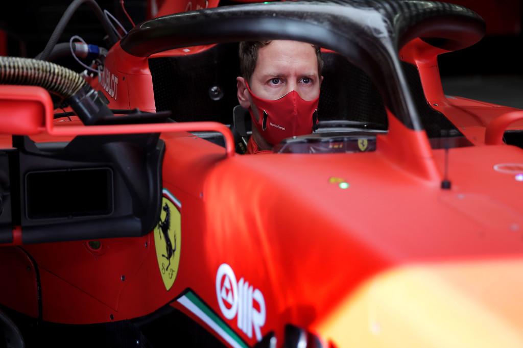 F1 - Binotto : Sebastian est plus à l'aise avec la Ferrari SF1000