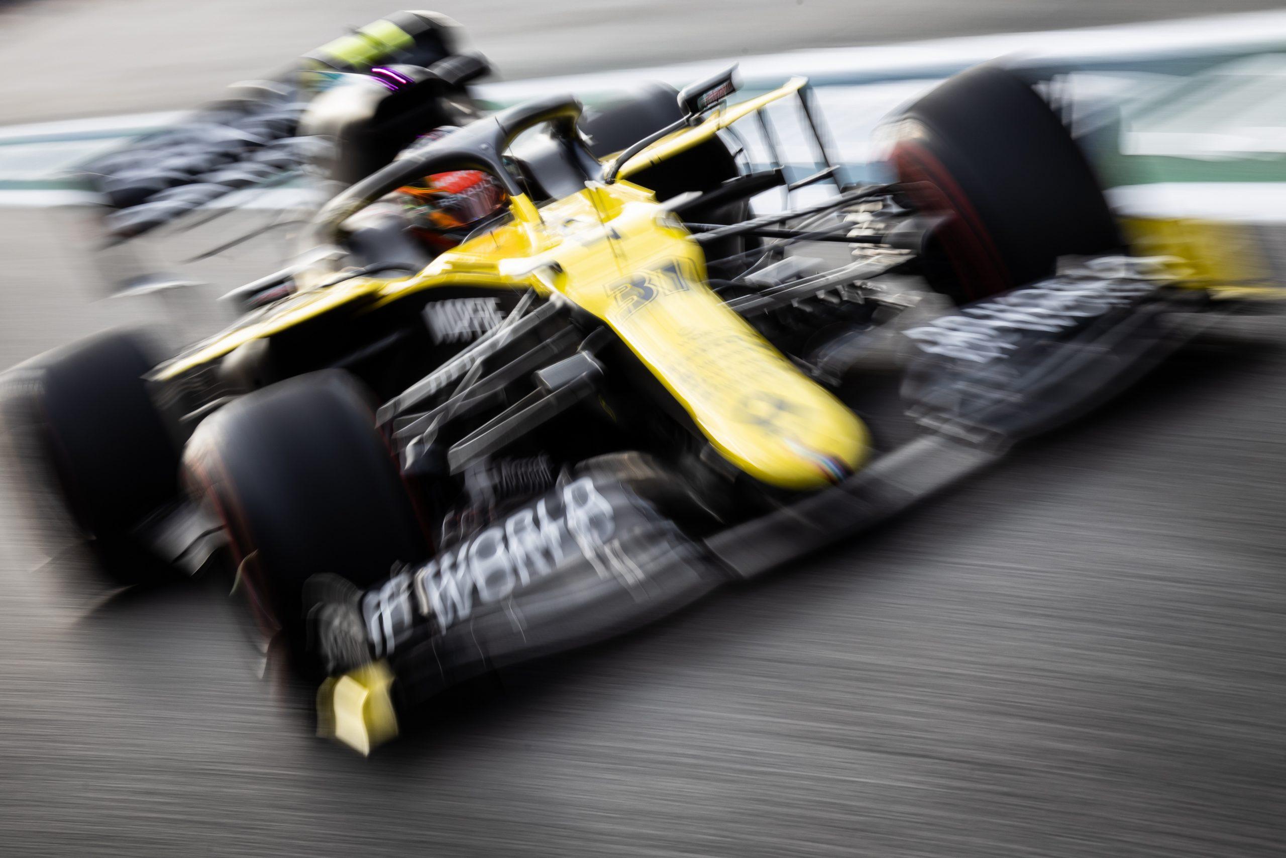 """F1 - Renault F1 : """"la troisième place est à notre portée"""""""