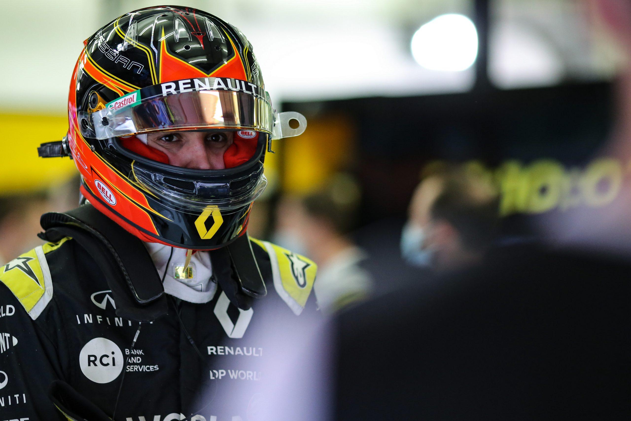 F1 - Pour Ocon, la course était reléguée au second plan ce dimanche