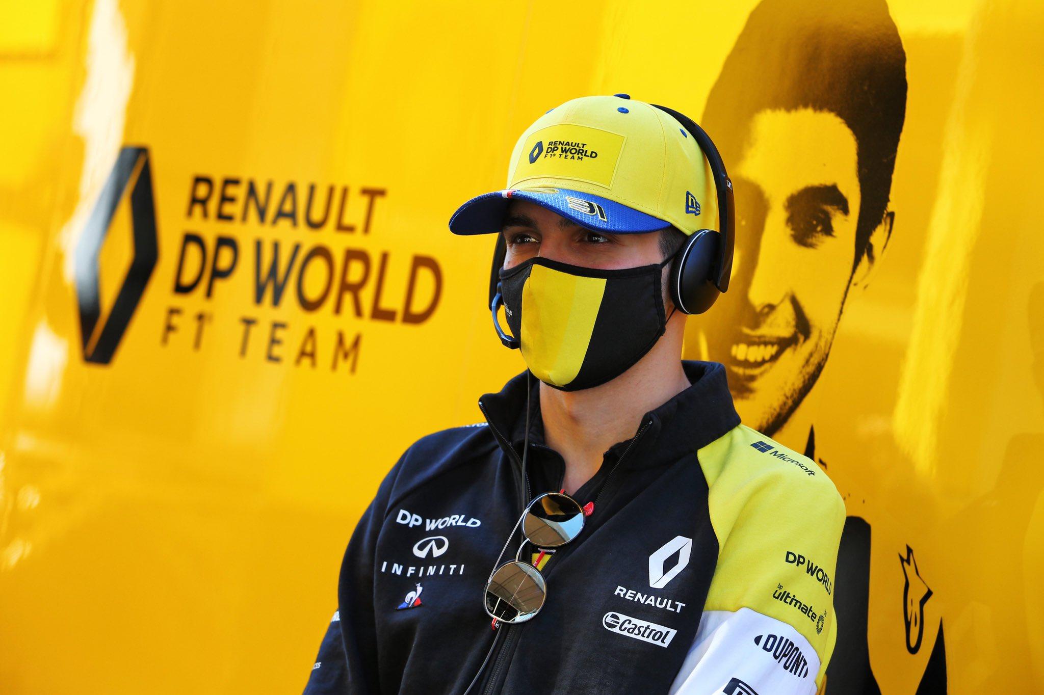 F1 - Ocon déterminé à obtenir un gros résultat à Bahreïn