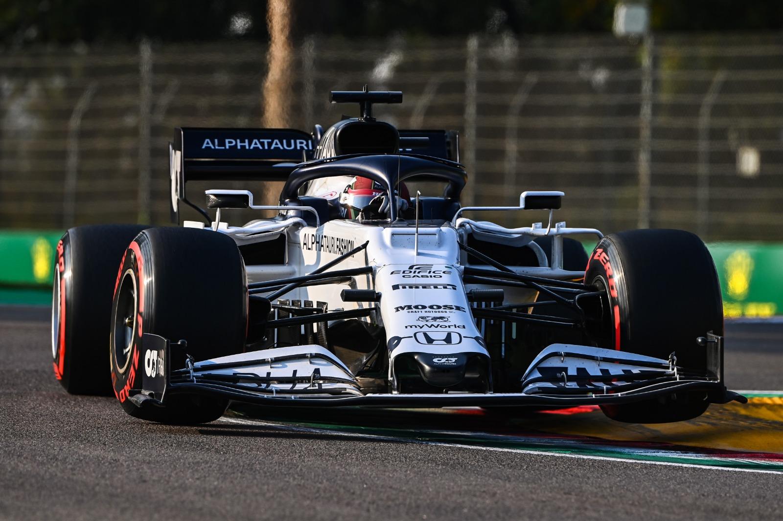 F1 - Pneus : les stratégies possibles au Grand Prix d'Emilie-Romagne