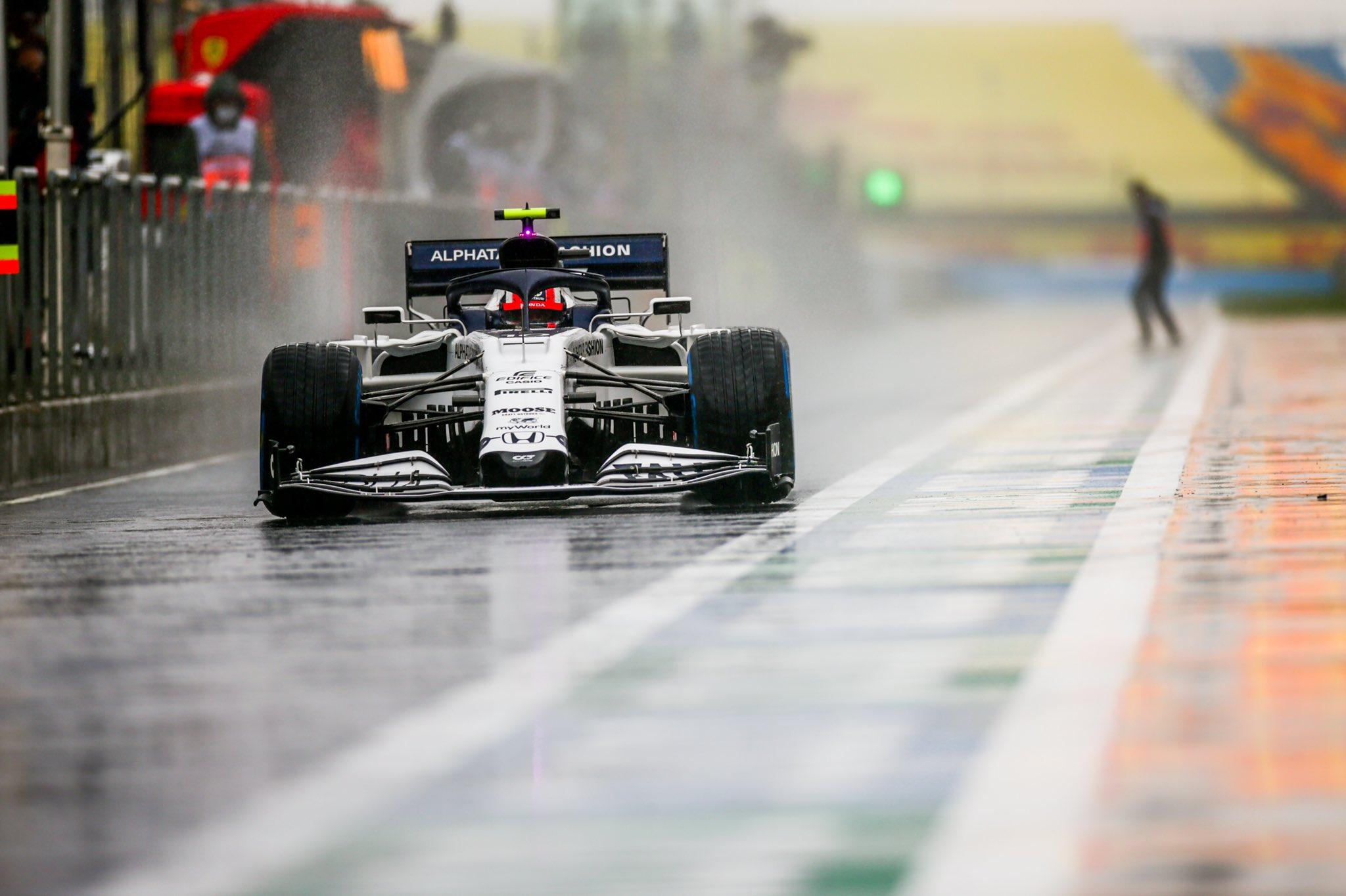 Les classements F1 2020 après le GP de Turquie 1