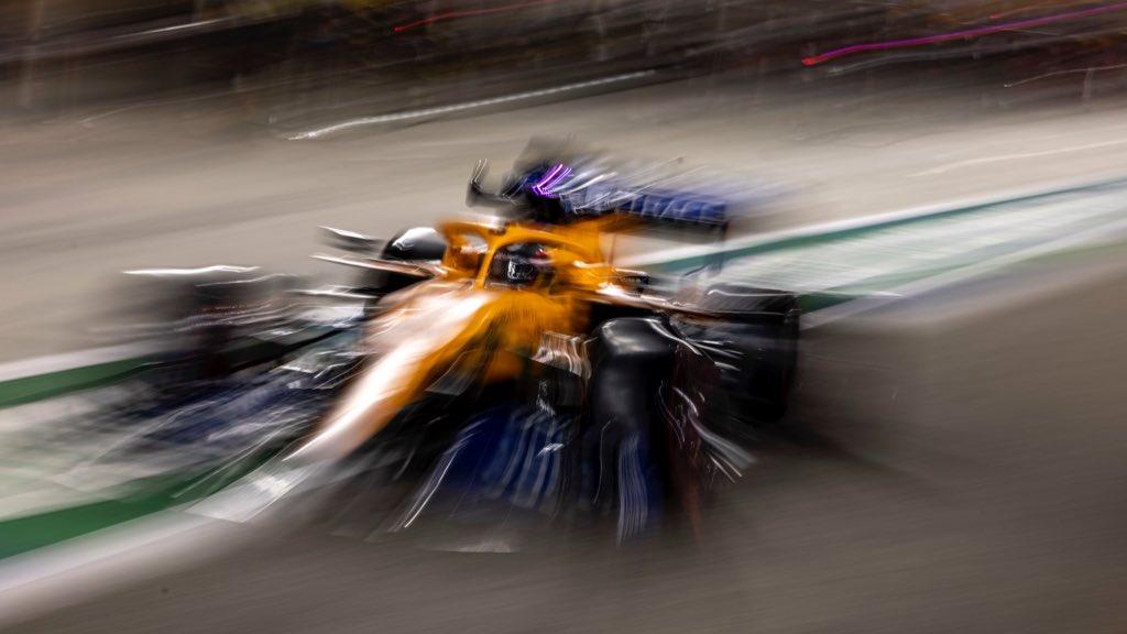 F1 - McLaren confirme un problème sur le système de freinage pour Sainz