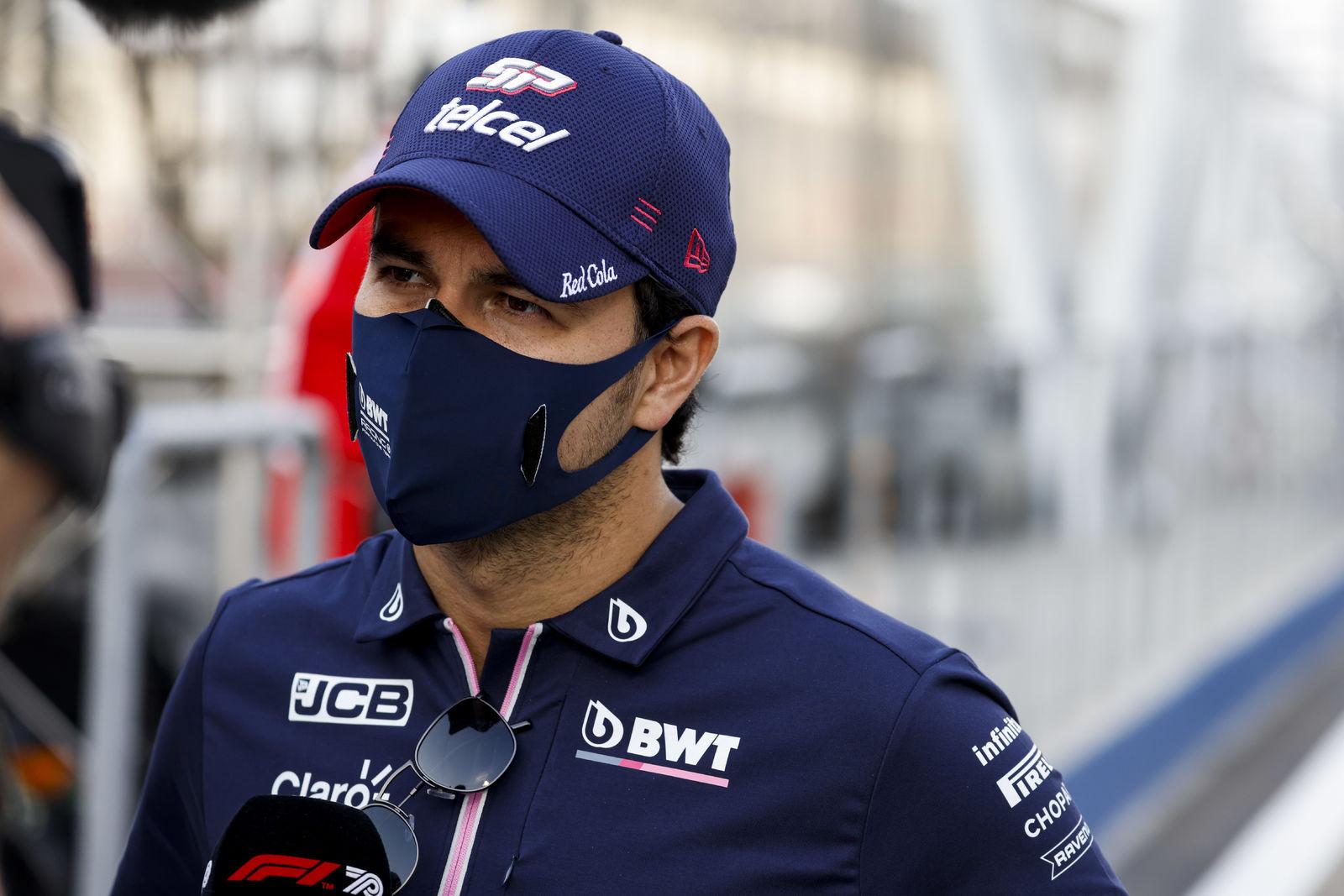 F1 - Perez en contact avec une équipe pour devenir pilote de réserve en 2021