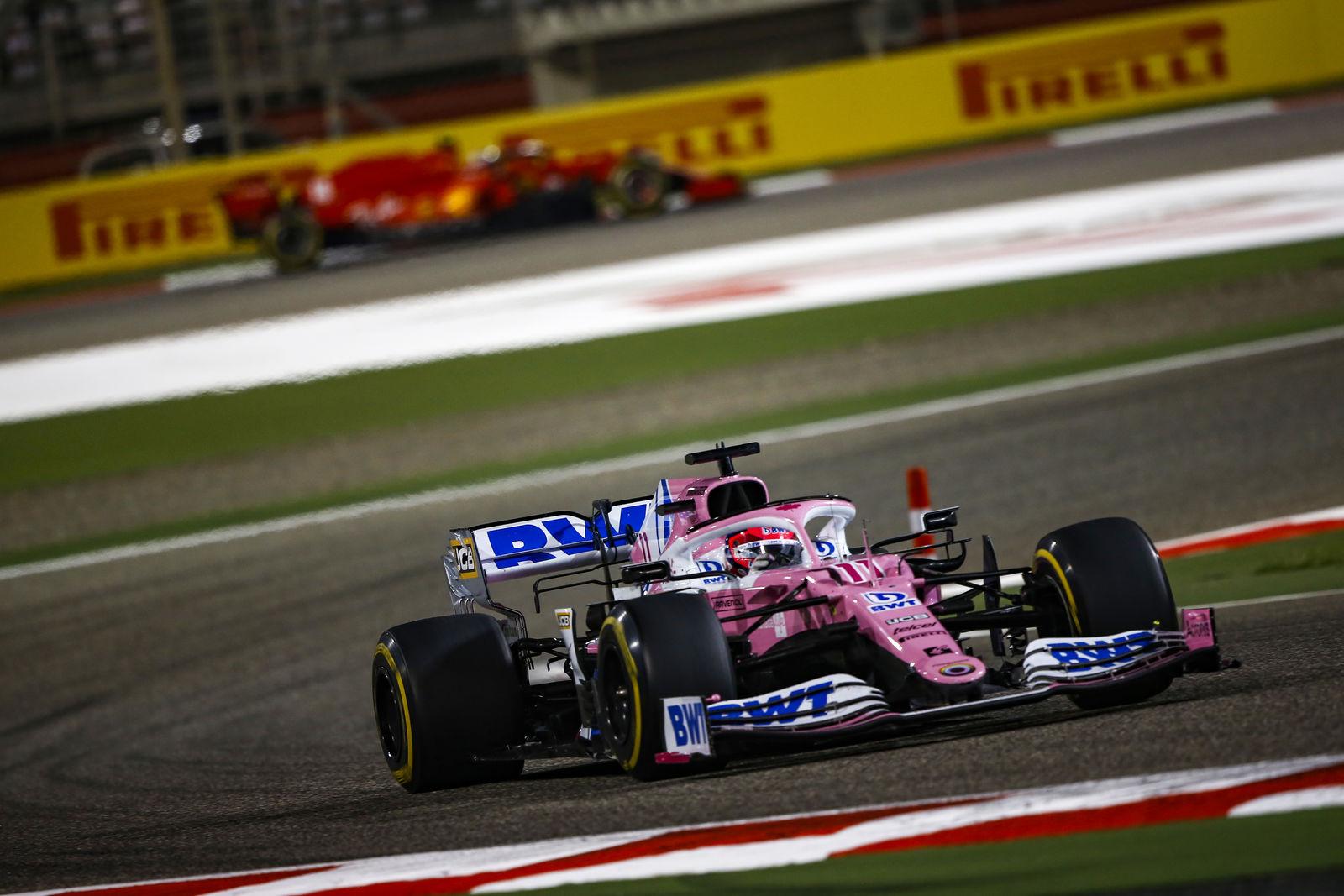 F1 - C'est un problème de MGU-K qui a forcé Perez à abandonner à Bahreïn