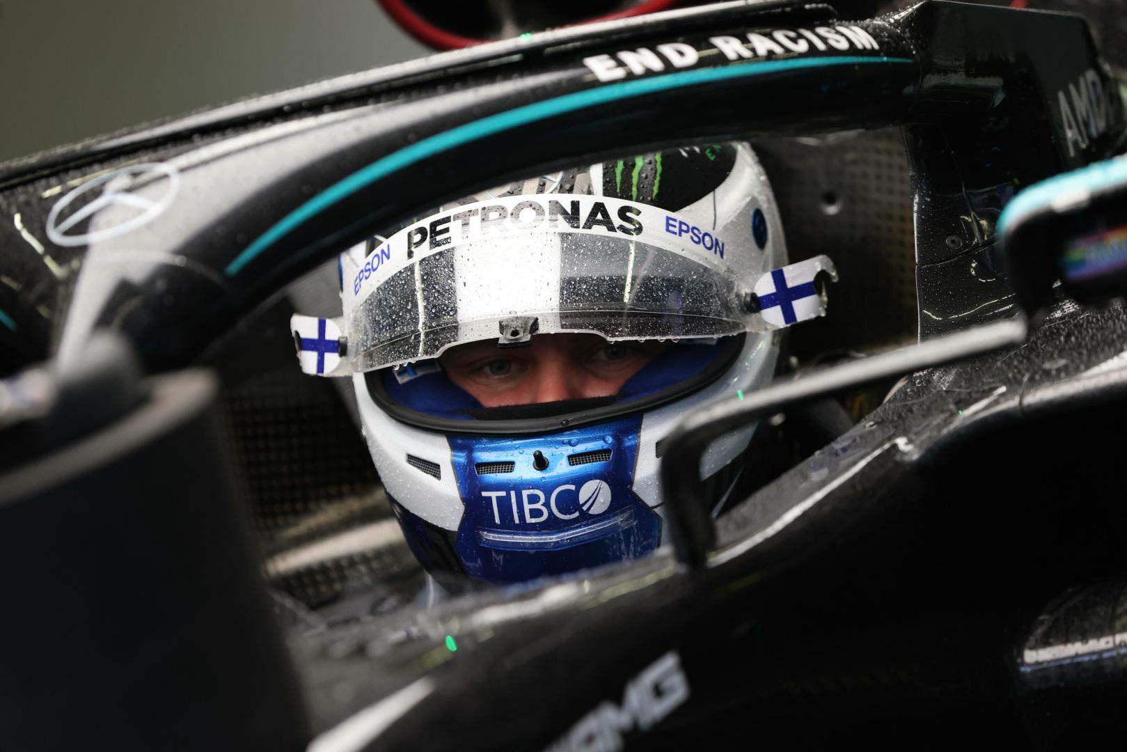 """F1 - Wolff s'attend à voir un Valtteri Bottas """"plus fort"""" lors des trois dernières courses"""