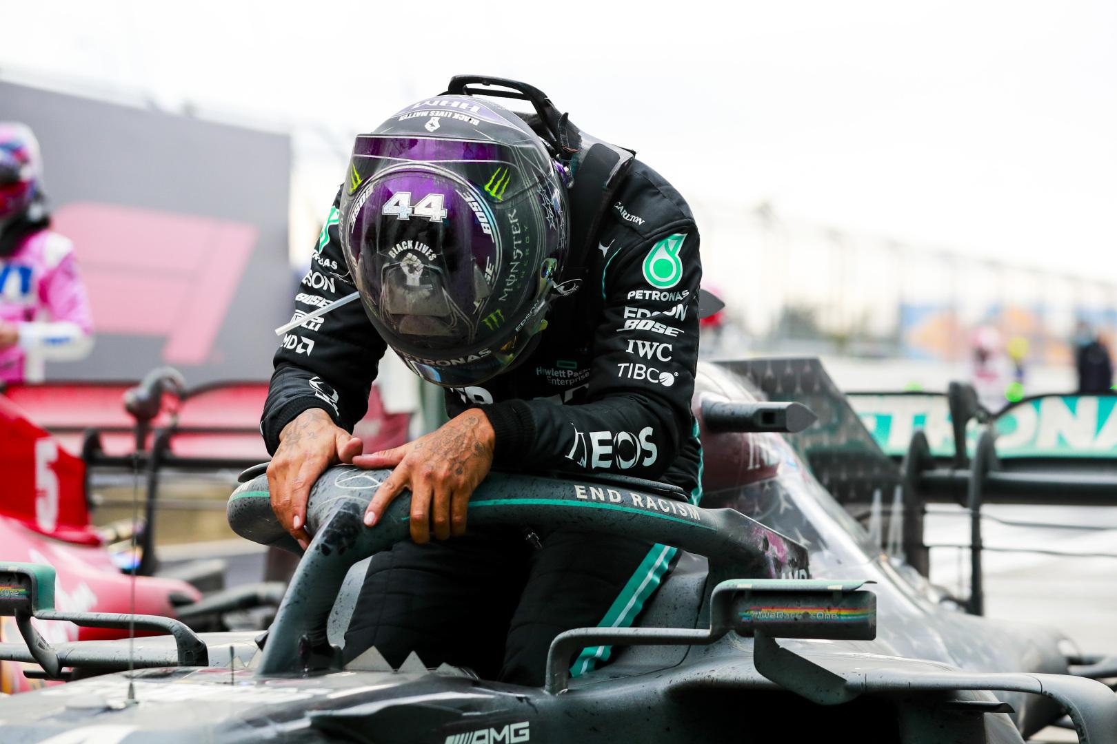 F1 - Hamilton : aucun pilote n'a remporté de championnat sans une bonne voiture
