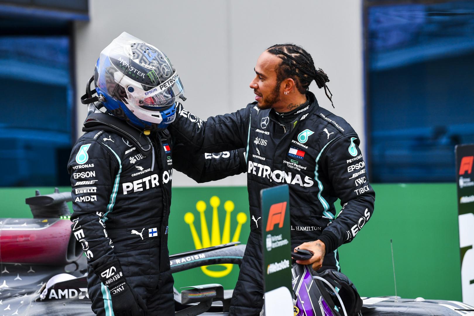 F1 - Wolff : le duo Hamilton/Bottas fonctionne très bien