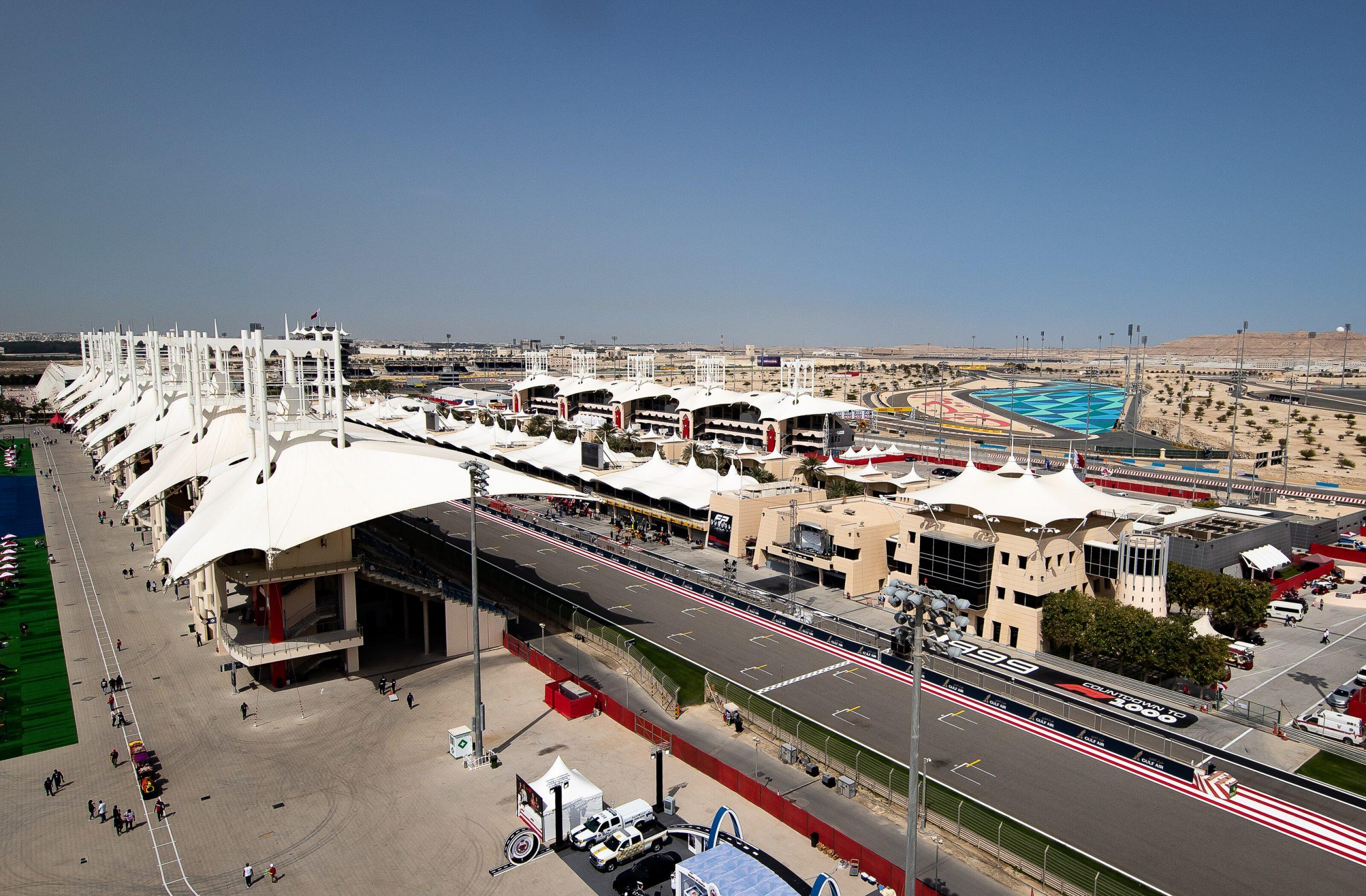 F1 - Ce n'est pas une blague, la pluie pourrait s'inviter à Bahreïn !