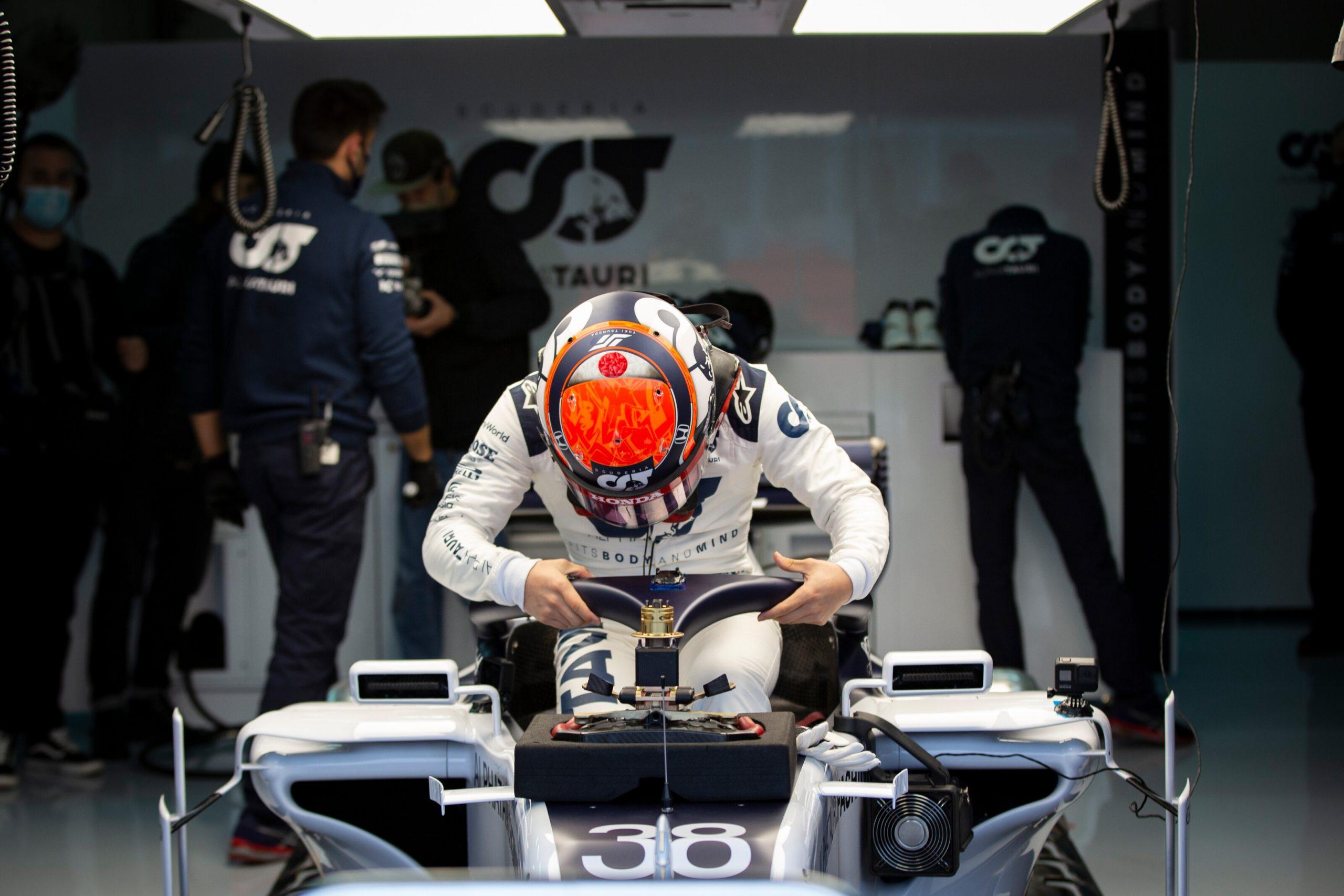 F1 - Tsunoda : les fans au Japon attendent un pilote de F1 japonais