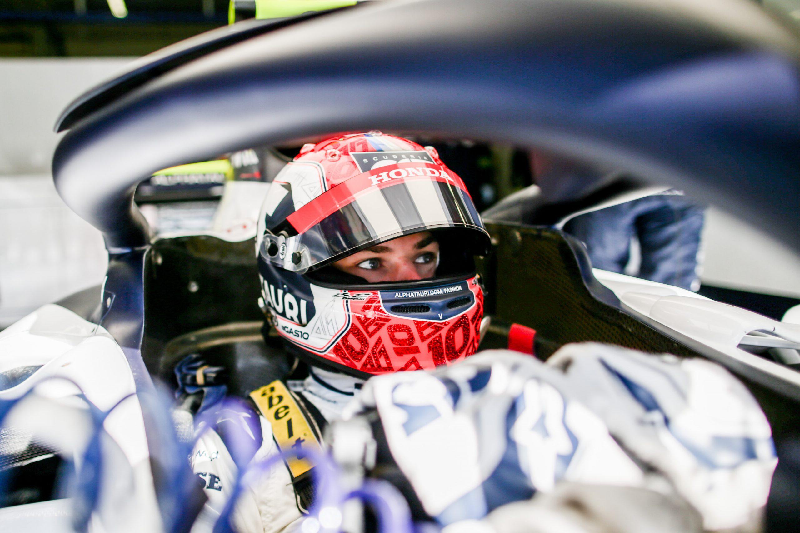 """F1 - Gasly s'attend à un GP de Sakhir """"spectaculaire"""" sur l'ovale de Bahreïn"""