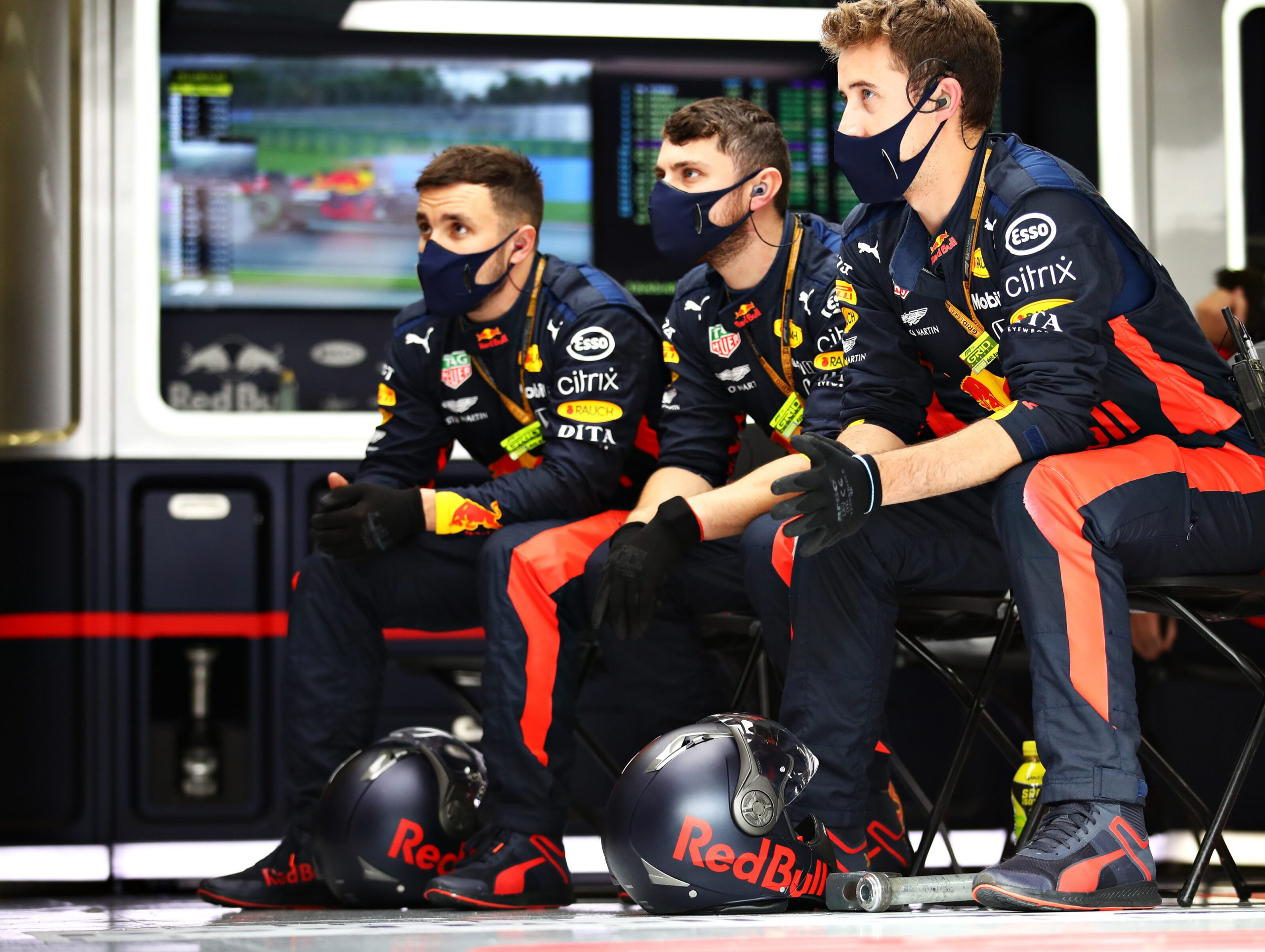 F1 - La F1 confirme trois cas positifs Covid-19 cette semaine