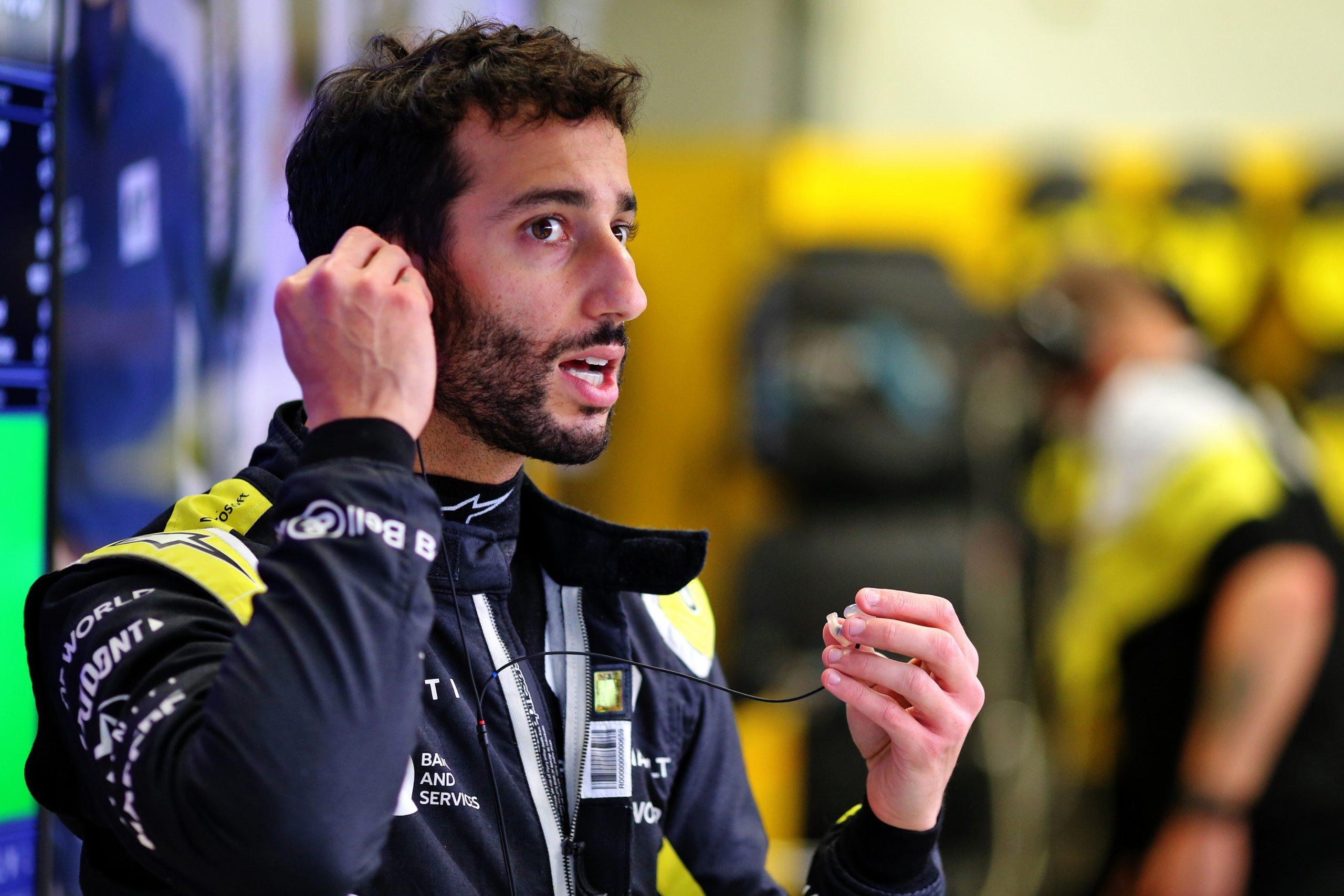 Renault place Ricciardo parmi les quatre pilotes un cran au dessus des autres - Selon Alan Parmane, le directeur sportif de l'équipe Renault F1, l'Australien Daniel Ricciardo fait partie d'un groupe de quatre pilotes un cran au dessus des autres cette année