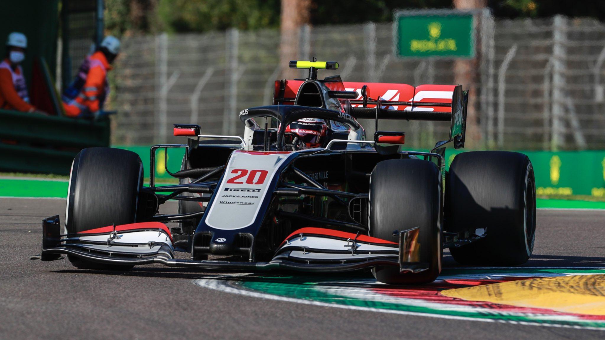 F1 - De gros maux de tête pour Magnussen à Imola à cause de sa boîte de vitesses