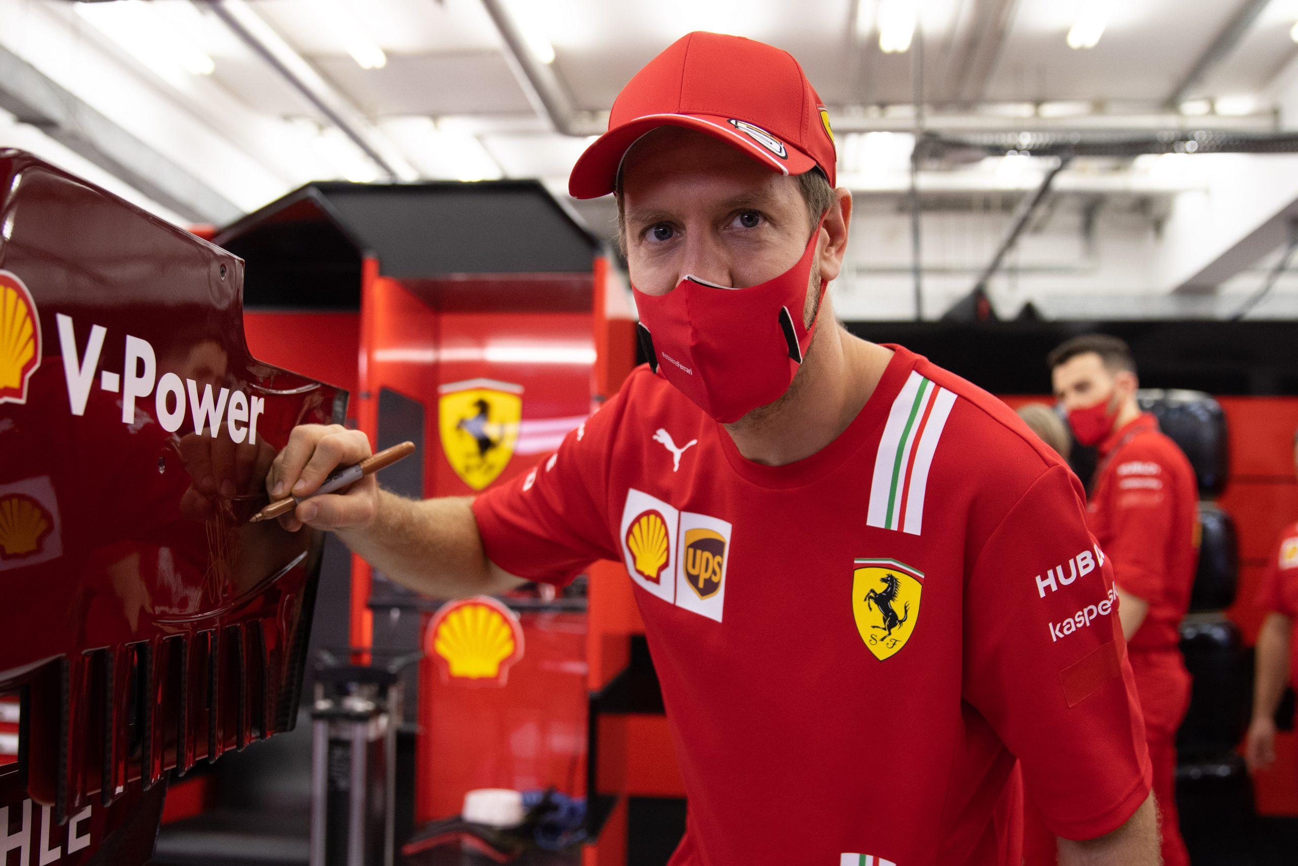 F1 - Ferrari met en vente une réplique de la SF1000 et sa livrée spéciale 1000GP
