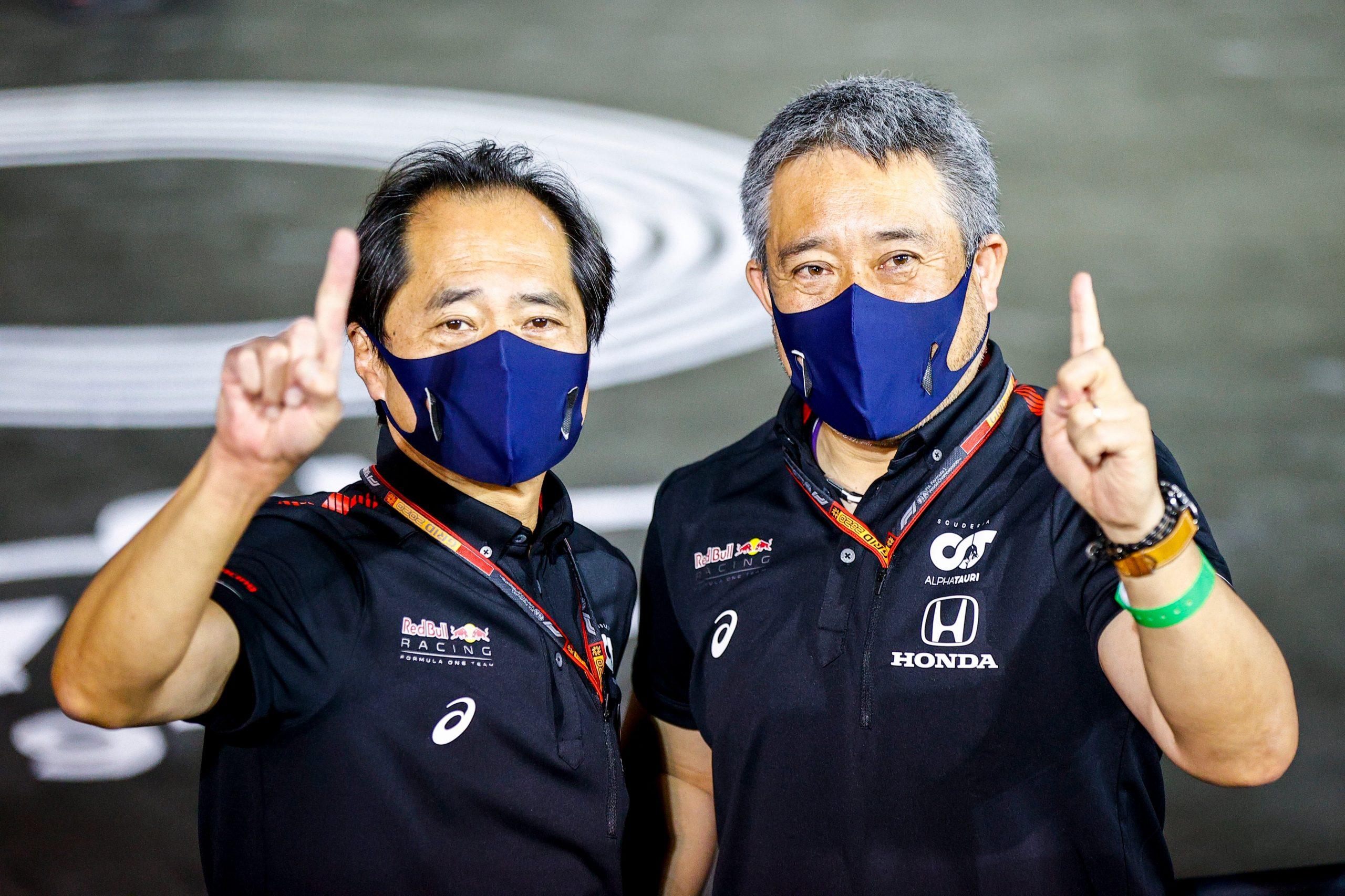 F1 - Honda n'a utilisé que trois moteurs par pilote en 2020