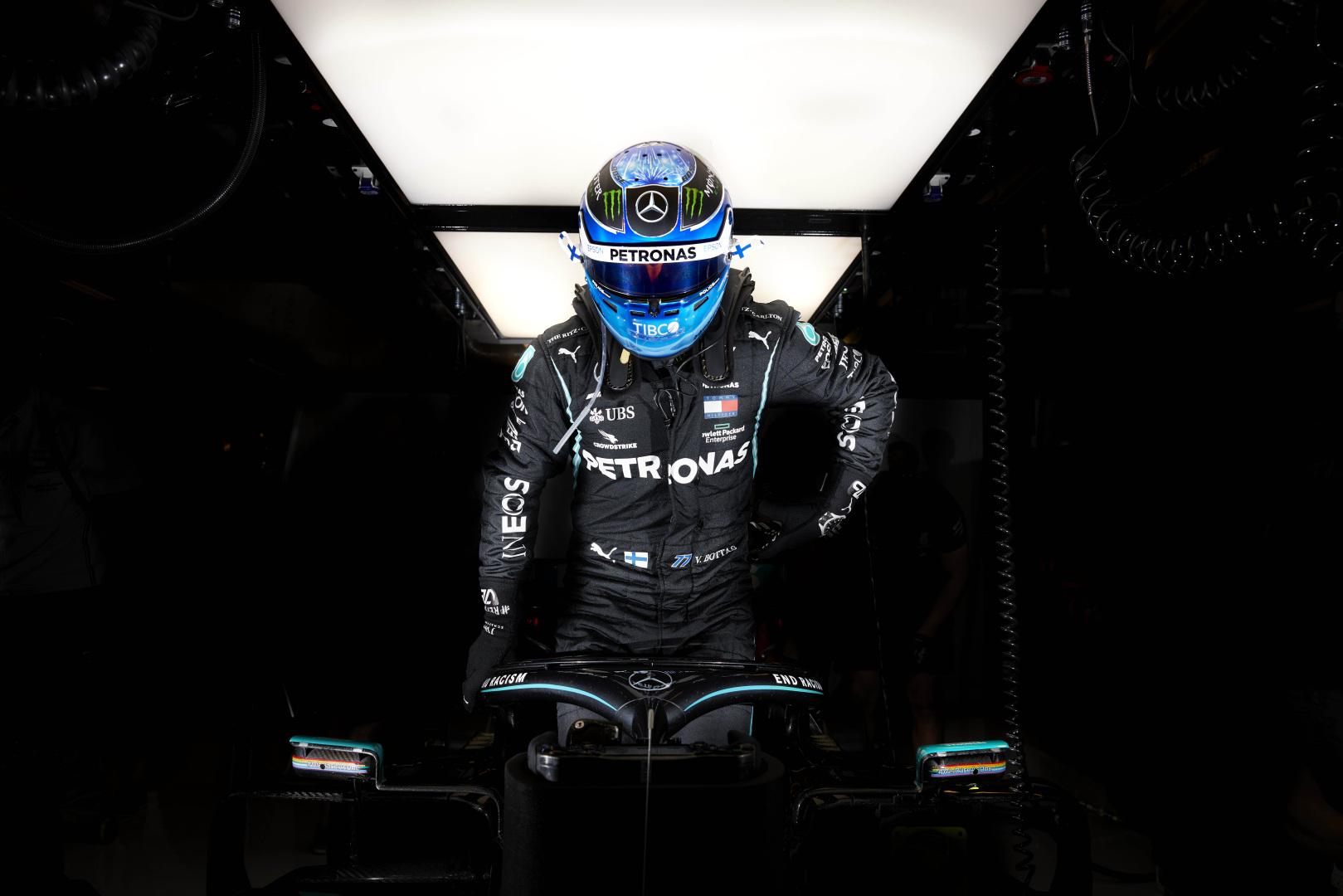 """F1 - Le """"plan secret"""" de Bottas n'a pas fonctionné face à Hamilton en 2020"""