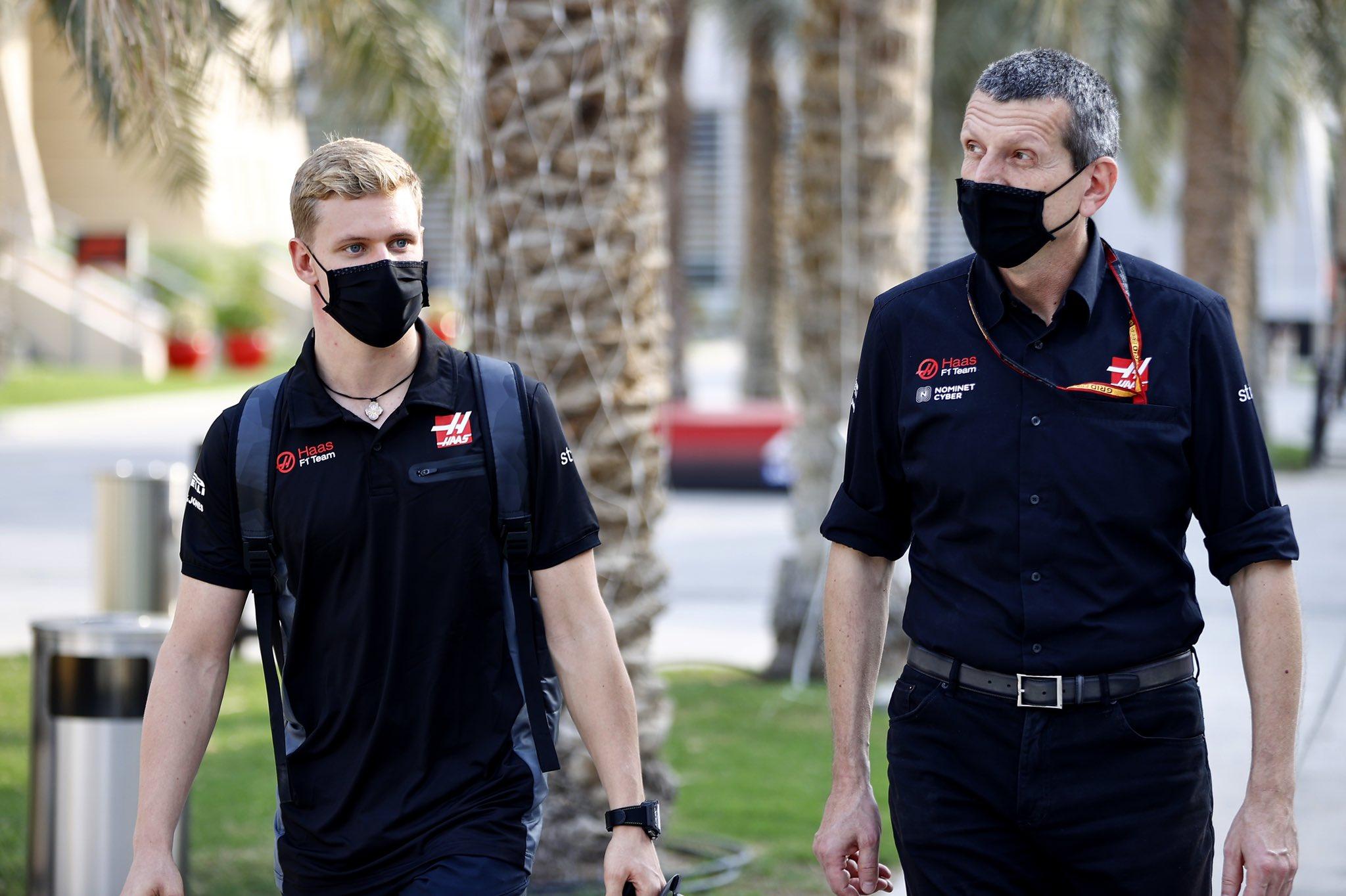 F1 - Günther Steiner met en garde Mick Schumacher et Nikita Mazepin