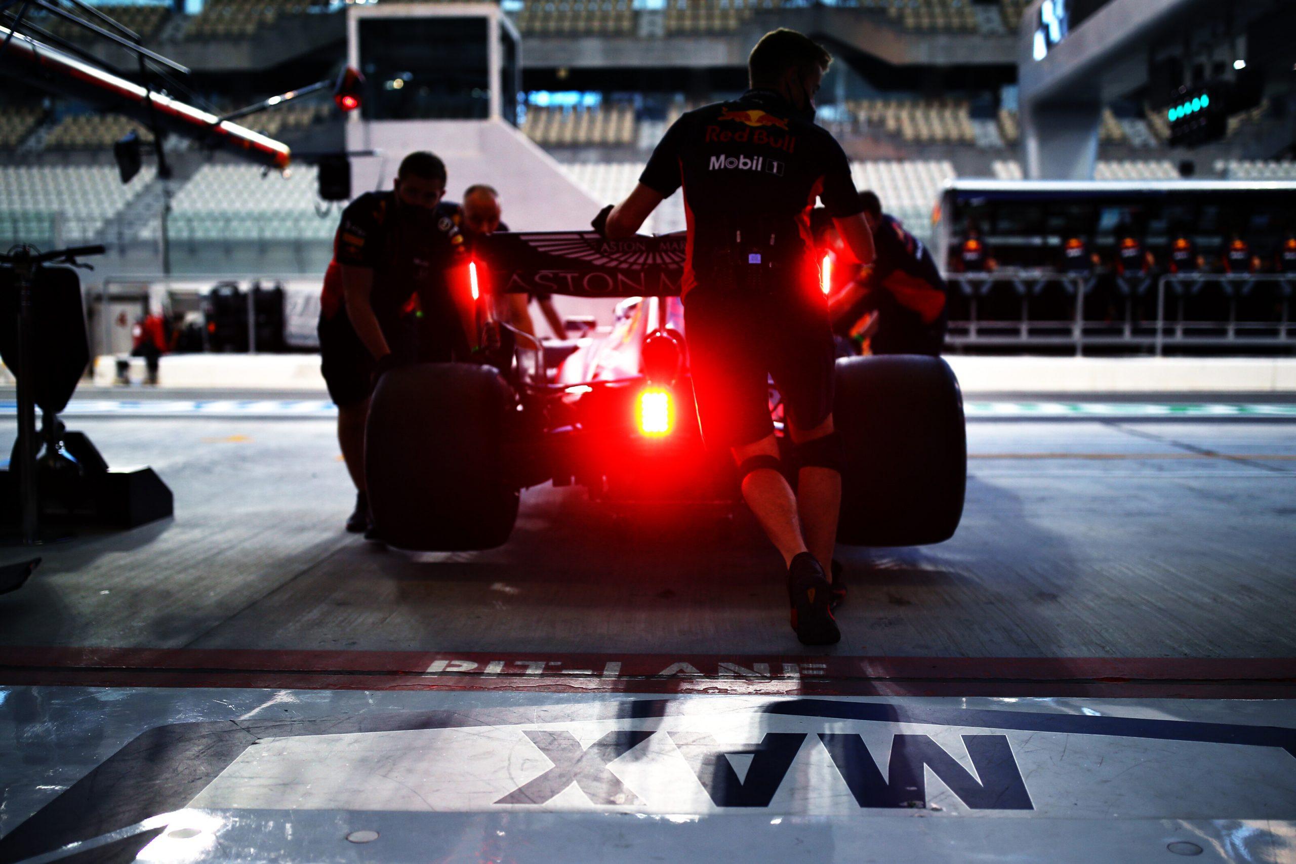 F1 - La grille de départ définitive du Grand Prix d'Abou Dhabi 2020