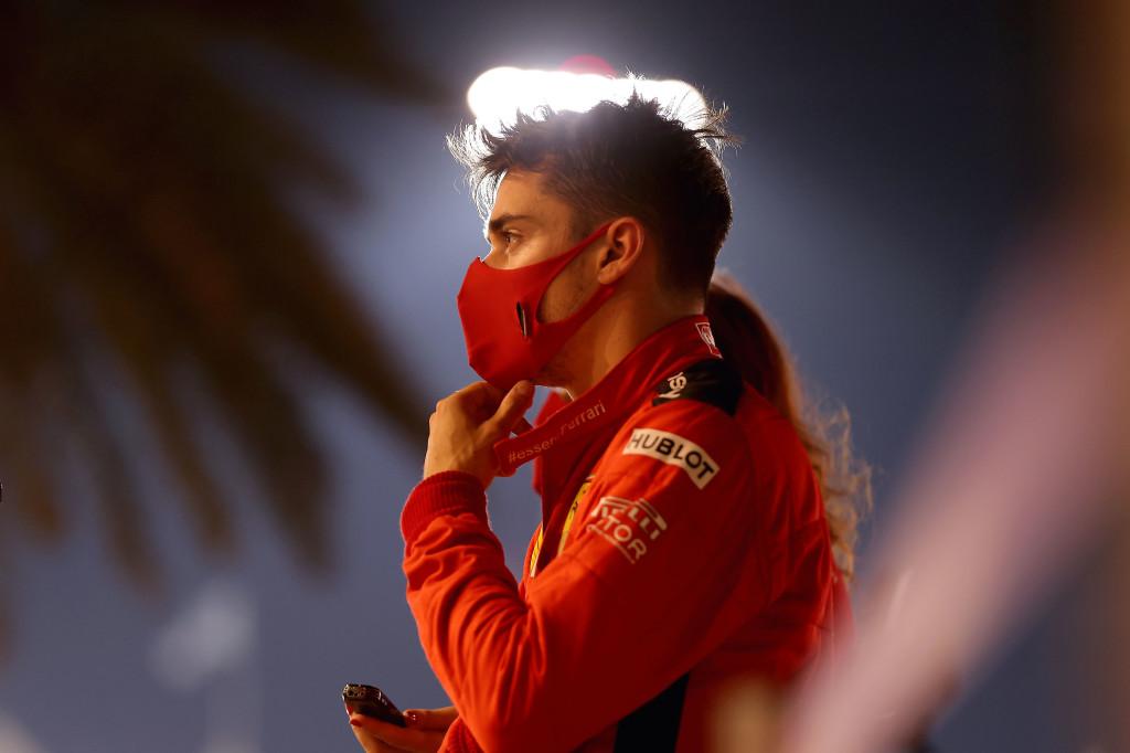 F1 - Charles Leclerc satisfait de ses performances en 2020