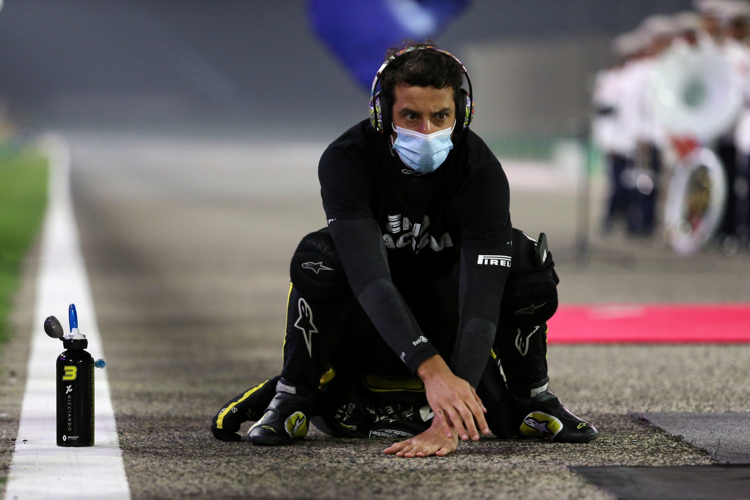 F1 - Daniel Ricciardo n'est pas chez McLaren pour amuser la galerie