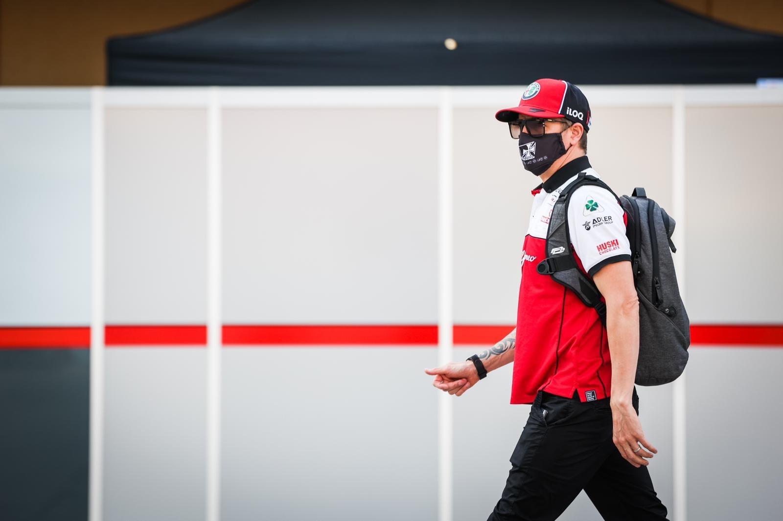 F1 - Kimi Raïkkönen reste très motivé au moment d'aborder sa 19ème saison en F1