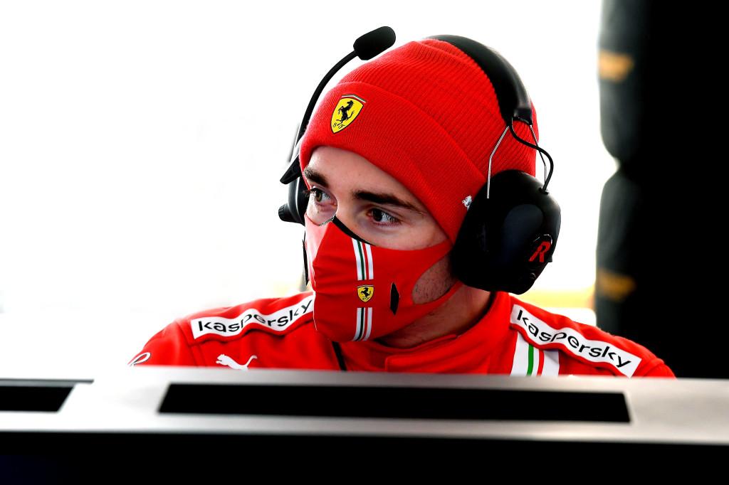 F1 - Rentrée des classes studieuse pour Charles Leclerc ce mardi à Fiorano