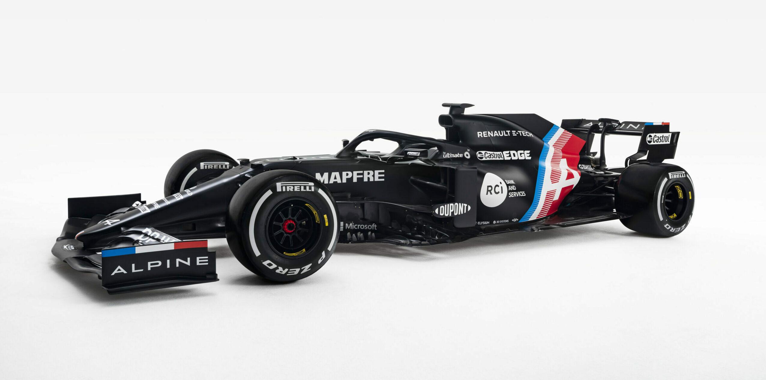 F1 - Alpine F1 renouvelle sa confiance à Mecachrome pour l'usinage de ses moteurs
