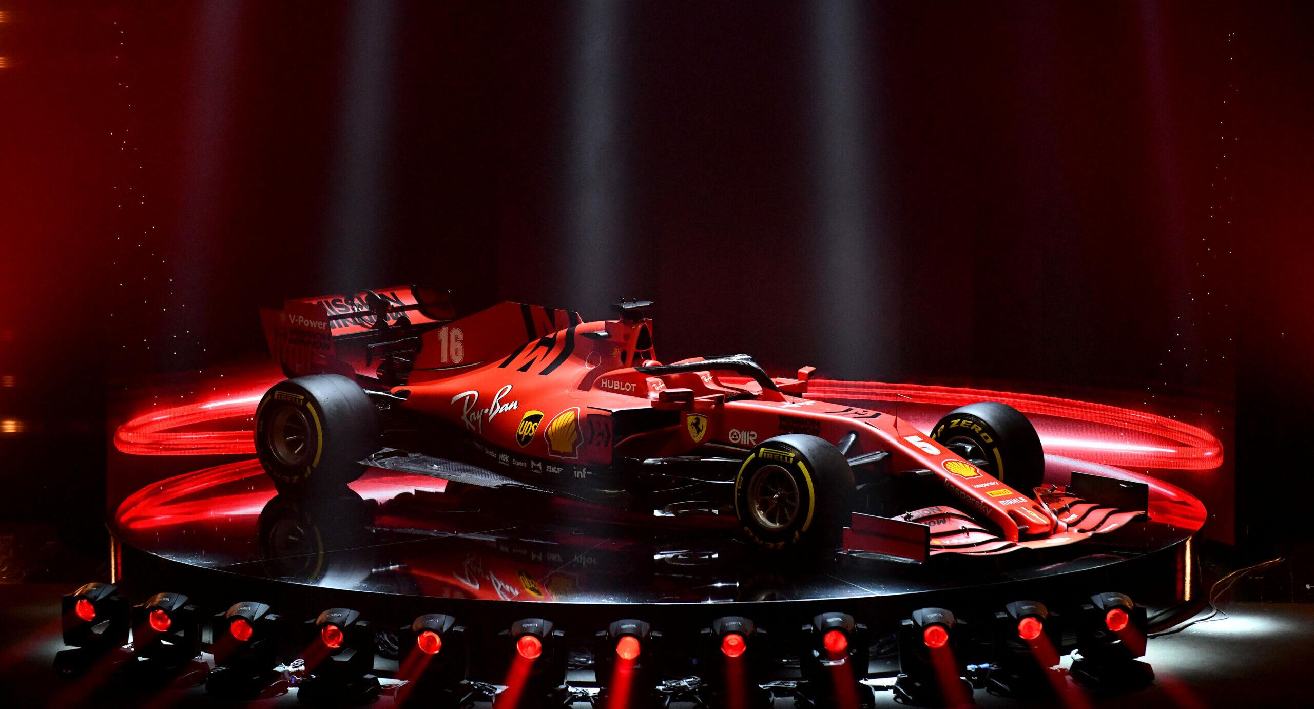 F1 - Ferrari a prévu une présentation de sa F1 2021 en deux temps
